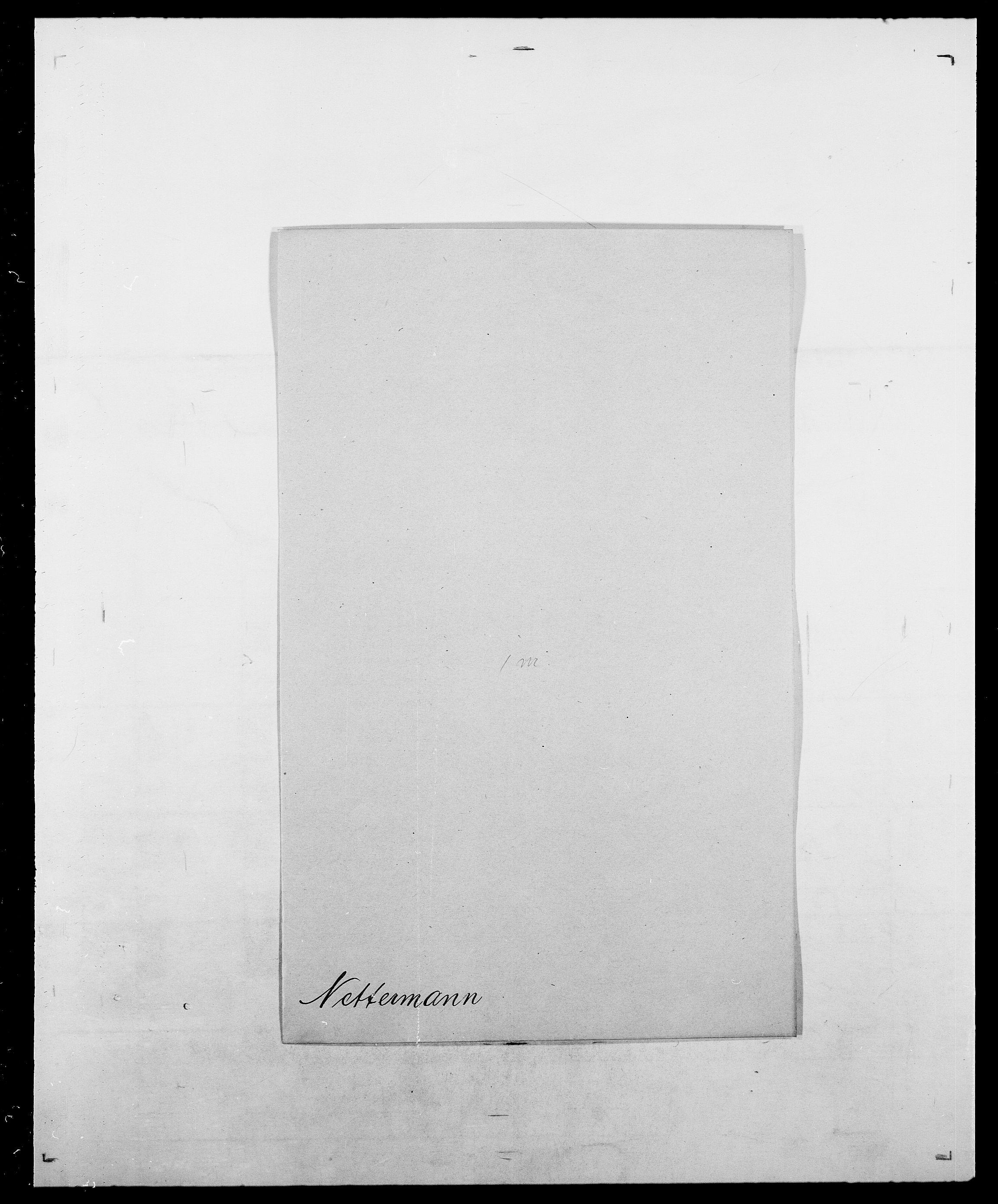SAO, Delgobe, Charles Antoine - samling, D/Da/L0028: Naaden - Nøvik, s. 127