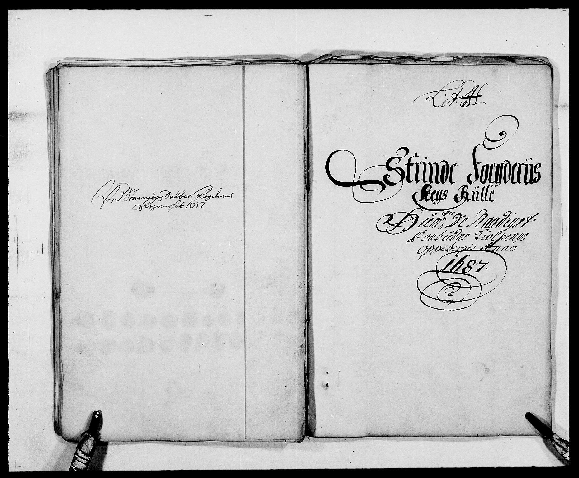 RA, Rentekammeret inntil 1814, Reviderte regnskaper, Fogderegnskap, R61/L4101: Fogderegnskap Strinda og Selbu, 1687-1688, s. 74