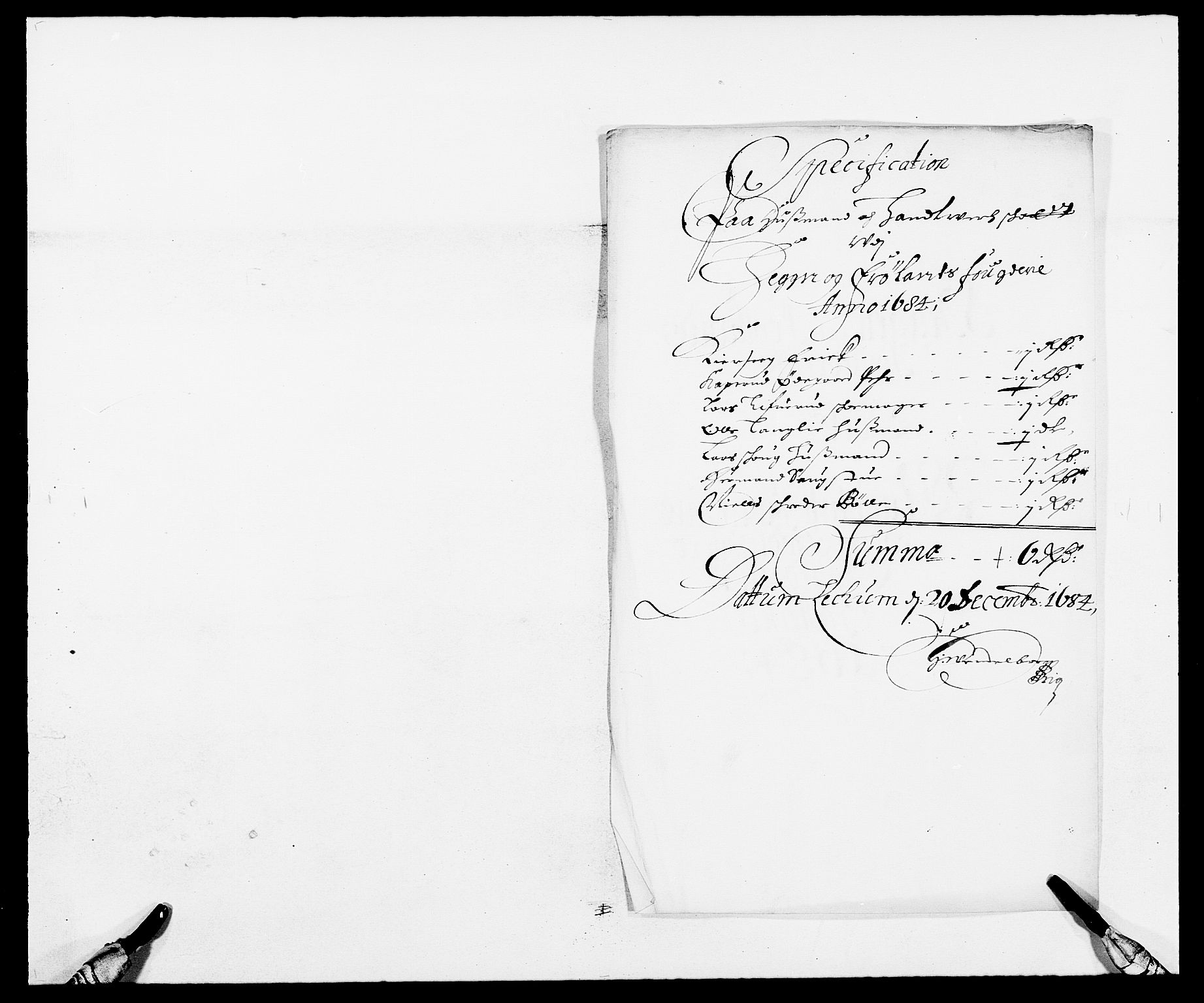 RA, Rentekammeret inntil 1814, Reviderte regnskaper, Fogderegnskap, R06/L0280: Fogderegnskap Heggen og Frøland, 1681-1684, s. 469