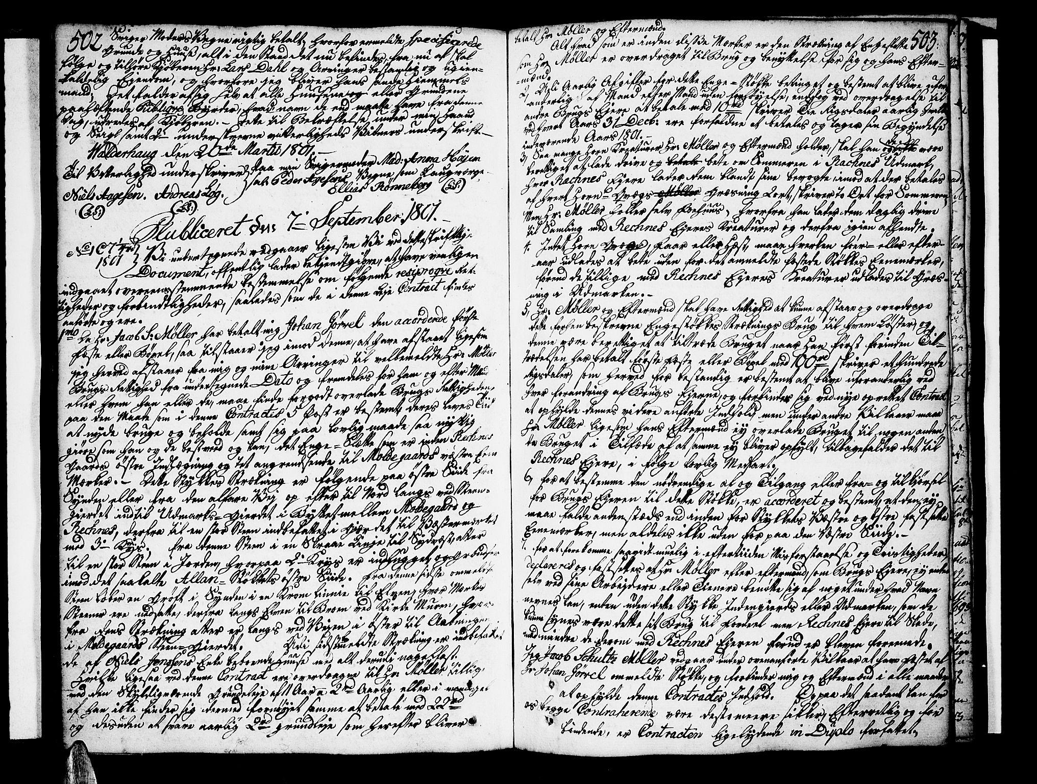 SAT, Molde byfogd, 2/2C/L0001: Pantebok nr. 1, 1748-1823, s. 502-503
