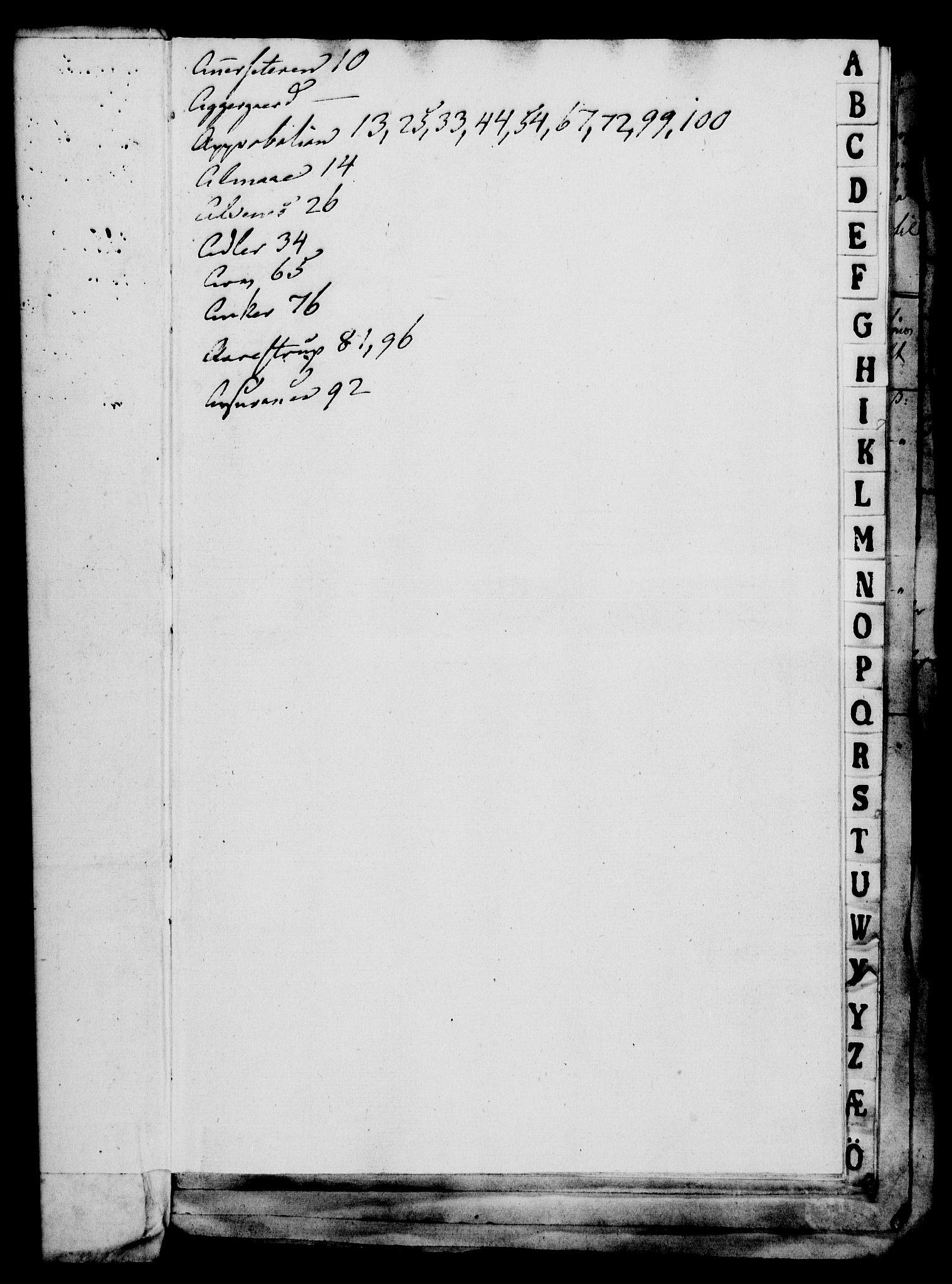 RA, Rentekammeret, Kammerkanselliet, G/Gf/Gfa/L0089: Norsk relasjons- og resolusjonsprotokoll (merket RK 52.89), 1807, s. 3