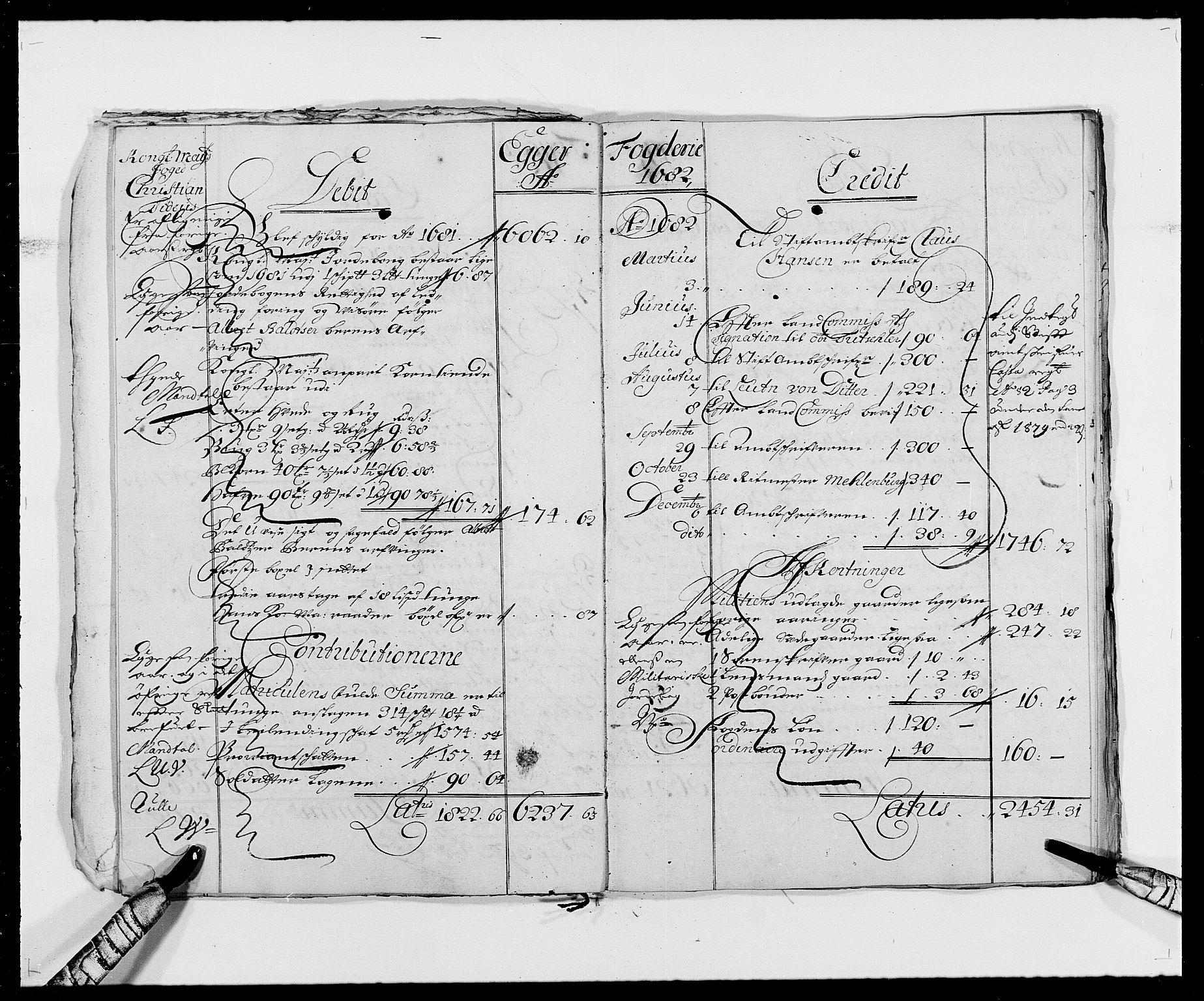 RA, Rentekammeret inntil 1814, Reviderte regnskaper, Fogderegnskap, R26/L1684: Fogderegnskap Eiker, 1679-1686, s. 15