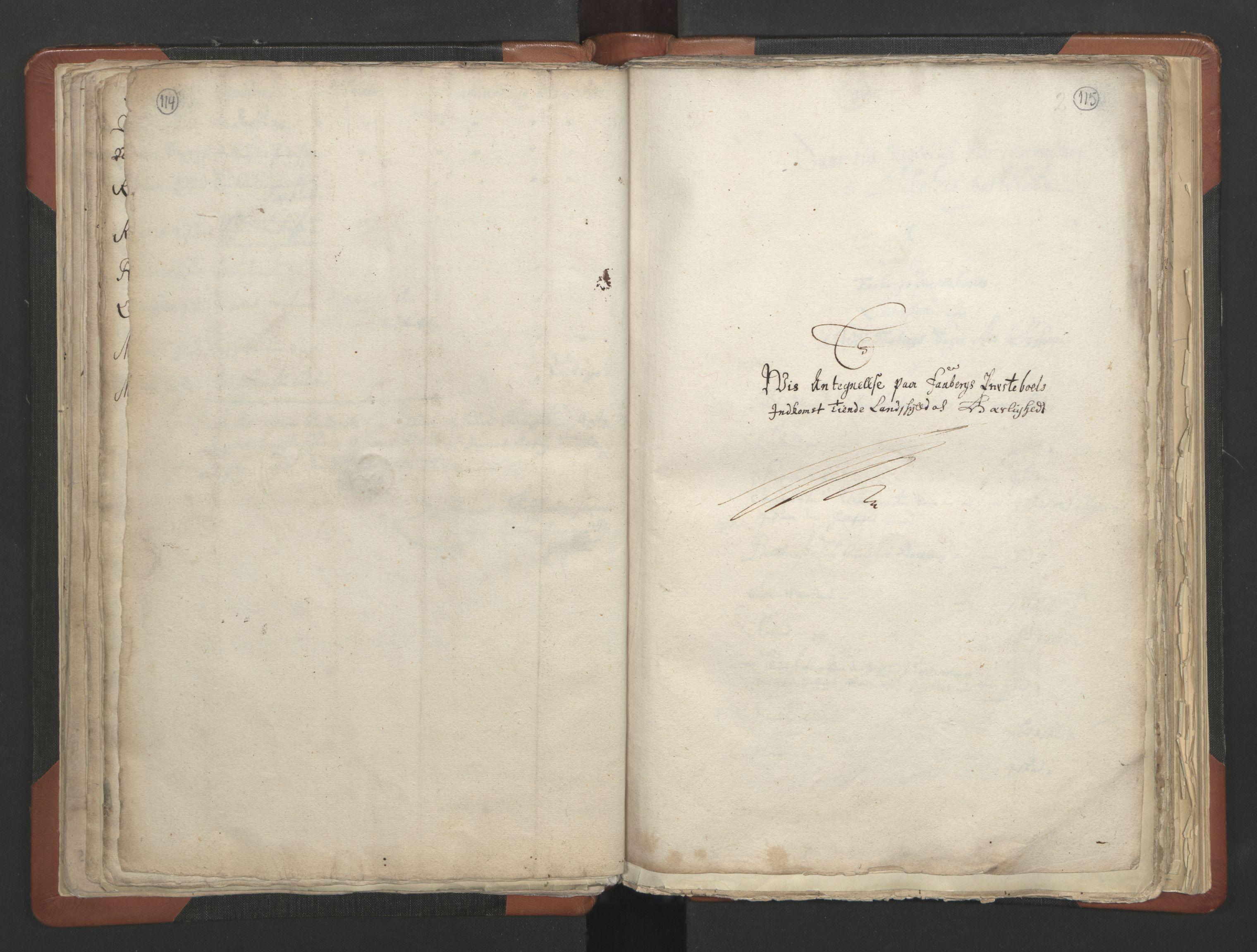 RA, Sogneprestenes manntall 1664-1666, nr. 6: Gudbrandsdal prosti, 1664-1666, s. 114-115