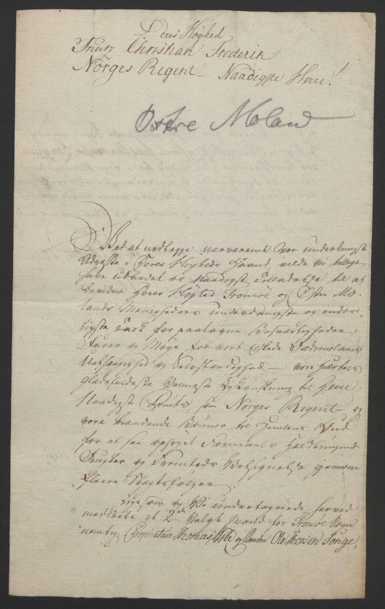 RA, Statsrådssekretariatet, D/Db/L0008: Fullmakter for Eidsvollsrepresentantene i 1814. , 1814, s. 94