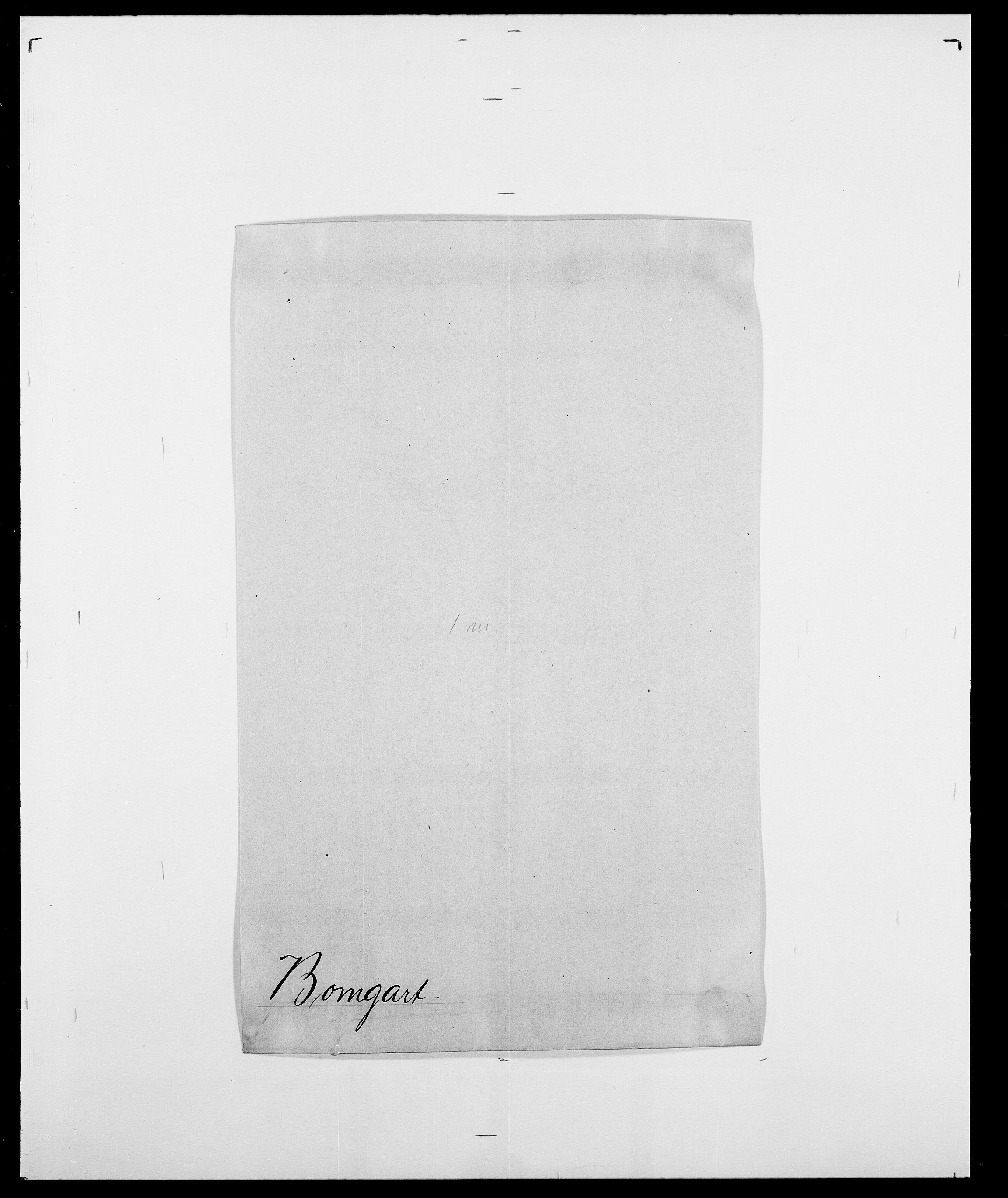 SAO, Delgobe, Charles Antoine - samling, D/Da/L0005: Boalth - Brahm, s. 109