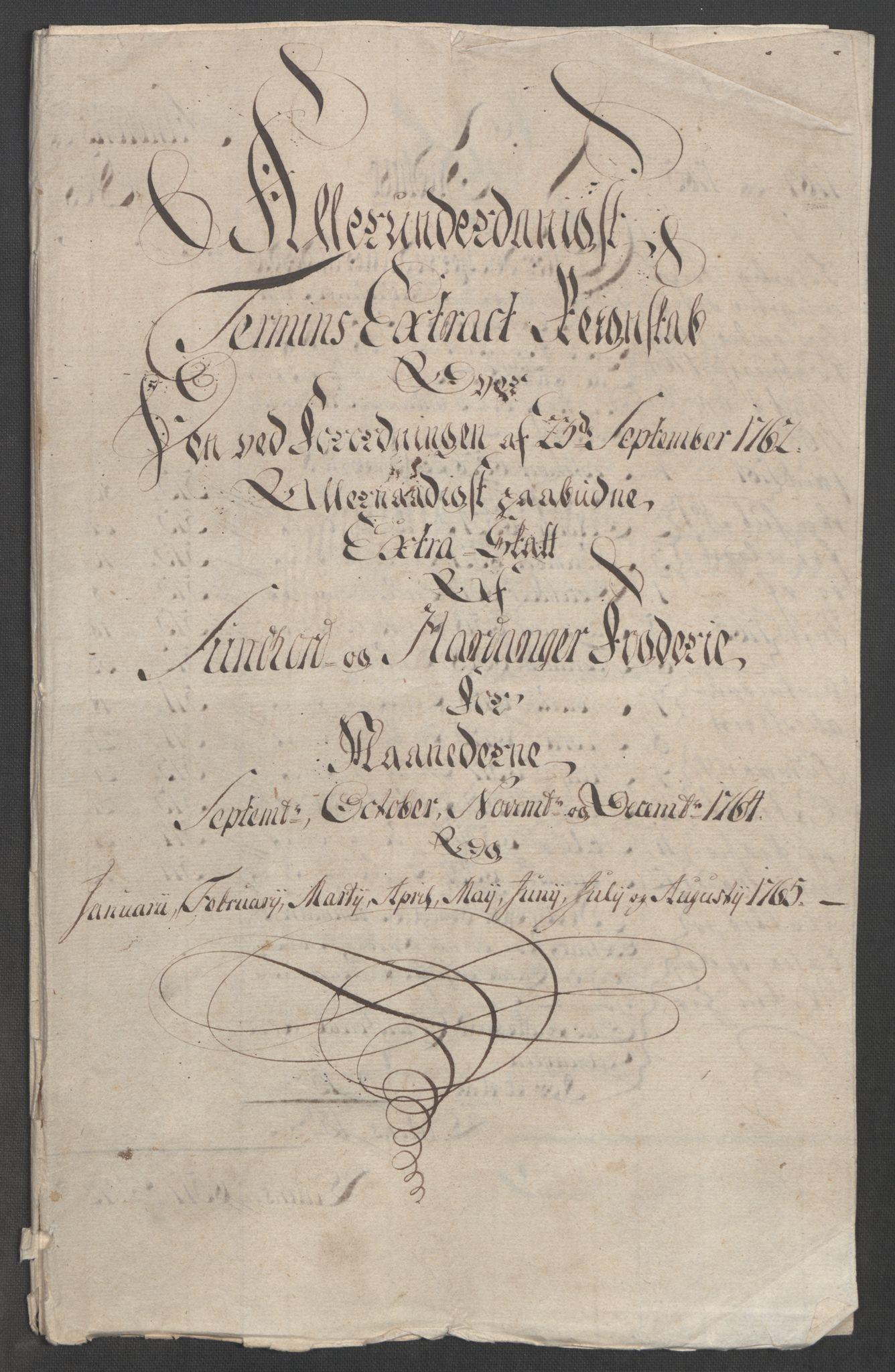 RA, Rentekammeret inntil 1814, Reviderte regnskaper, Fogderegnskap, R48/L3136: Ekstraskatten Sunnhordland og Hardanger, 1762-1772, s. 88