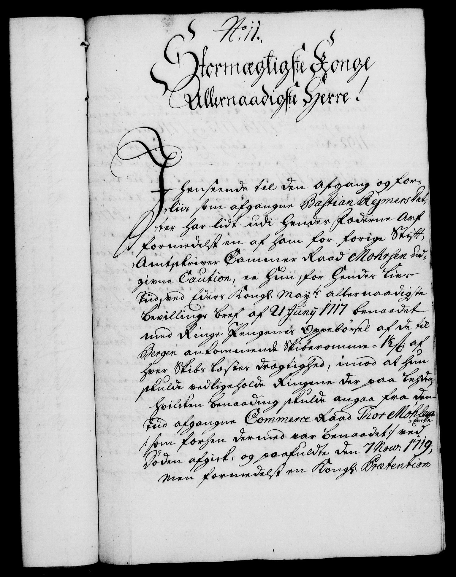 RA, Rentekammeret, Kammerkanselliet, G/Gf/Gfa/L0016: Norsk relasjons- og resolusjonsprotokoll (merket RK 52.16), 1733, s. 79