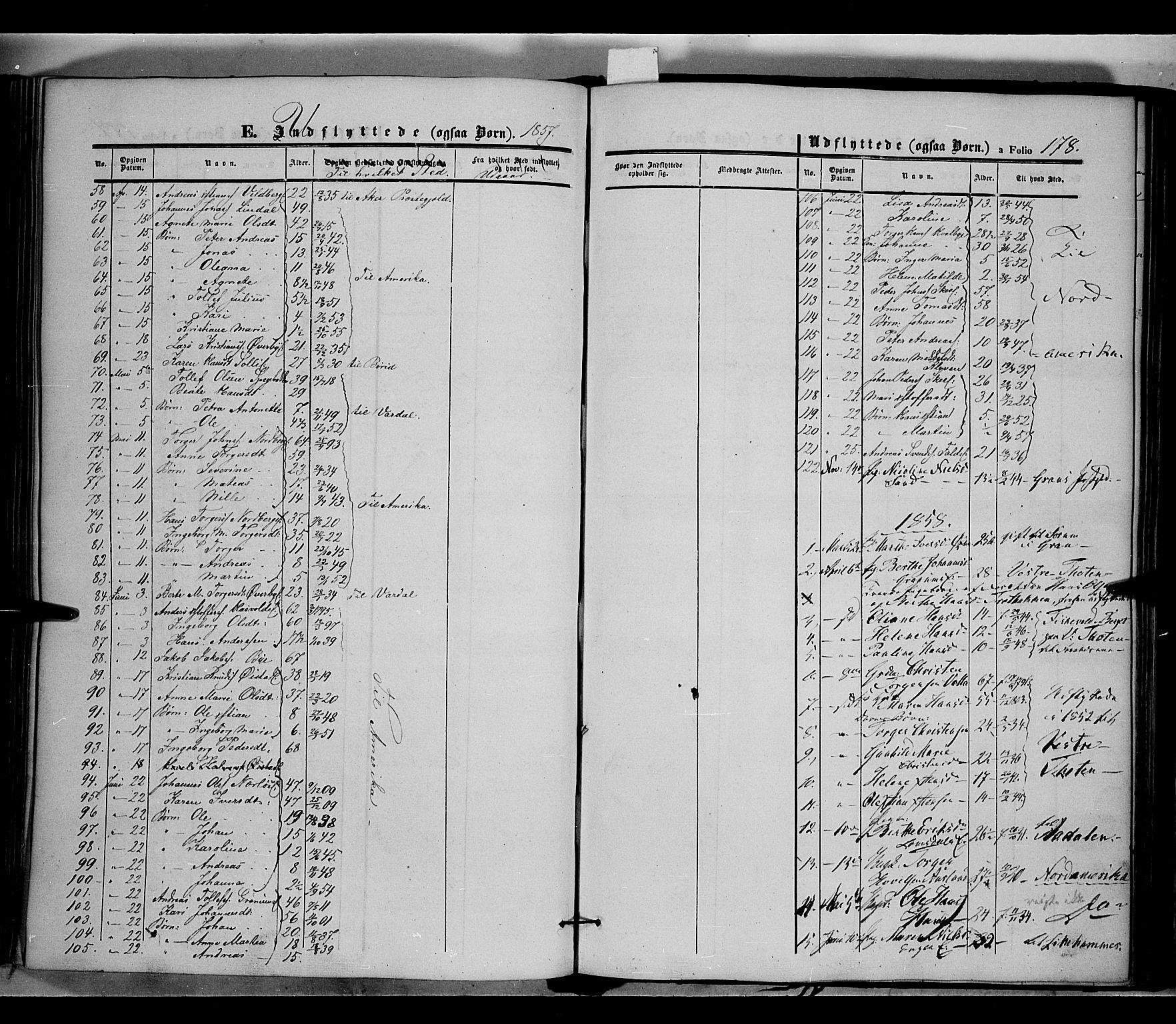 SAH, Land prestekontor, Ministerialbok nr. 9, 1847-1859, s. 178