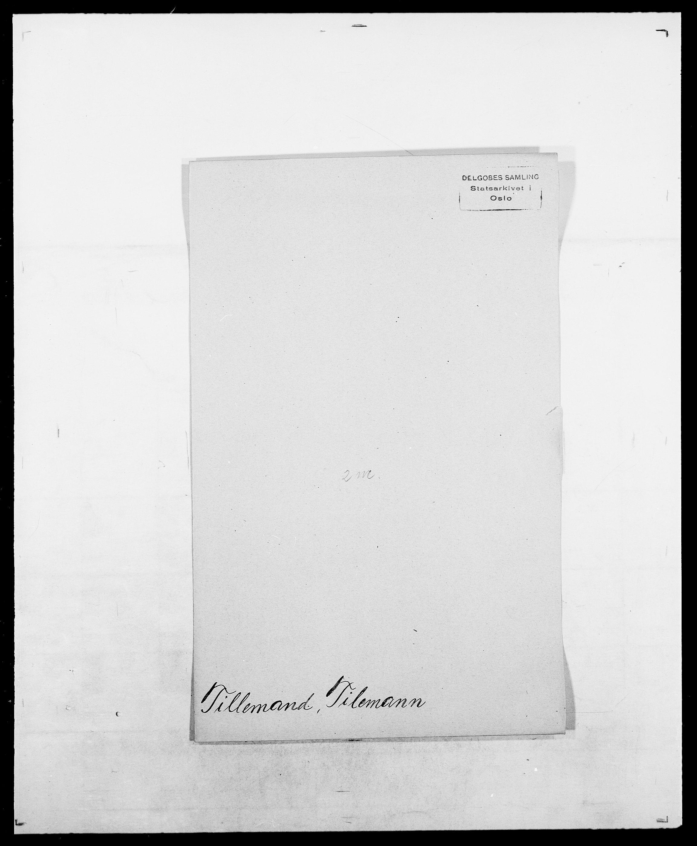 SAO, Delgobe, Charles Antoine - samling, D/Da/L0039: Thorsen - Urup, s. 31