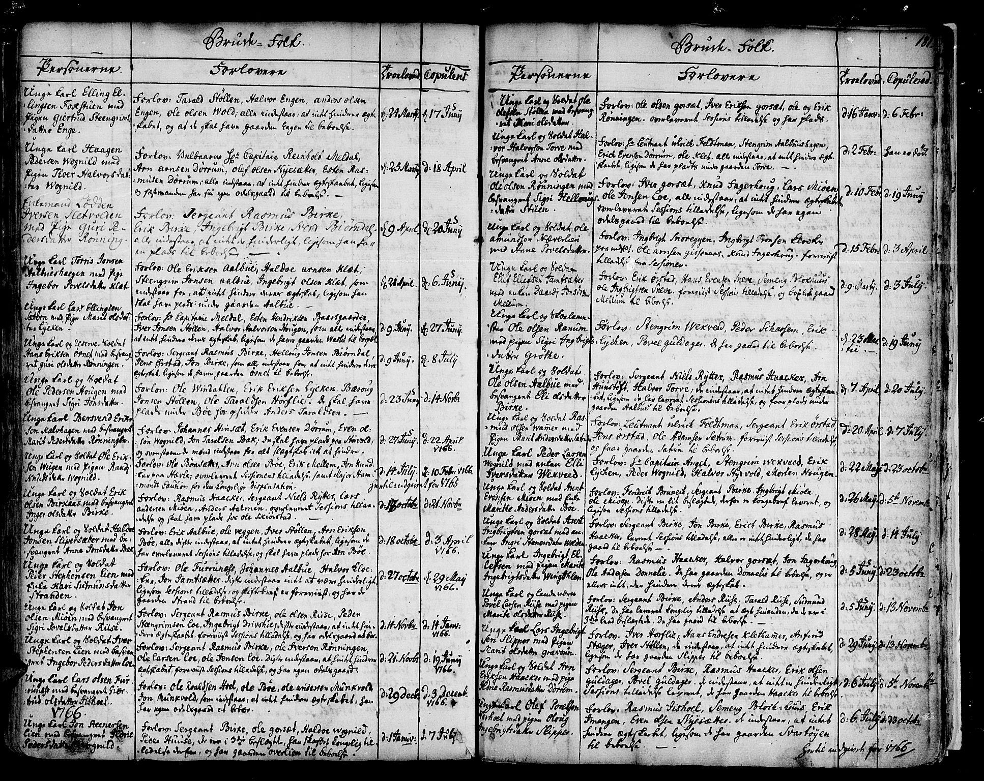 SAT, Ministerialprotokoller, klokkerbøker og fødselsregistre - Sør-Trøndelag, 678/L0891: Ministerialbok nr. 678A01, 1739-1780, s. 181