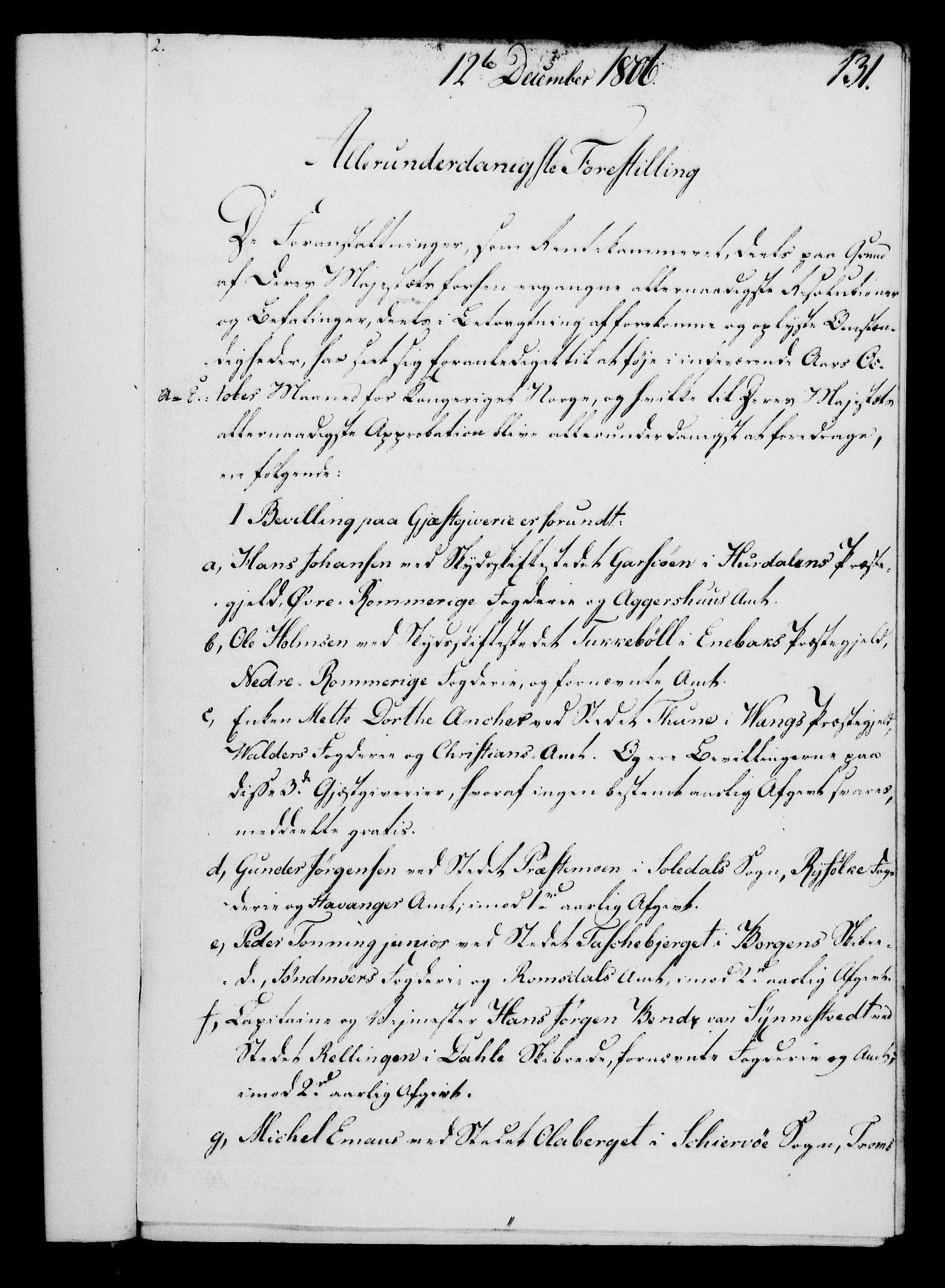 RA, Rentekammeret, Kammerkanselliet, G/Gf/Gfa/L0088: Norsk relasjons- og resolusjonsprotokoll (merket RK 52.88), 1806, s. 762