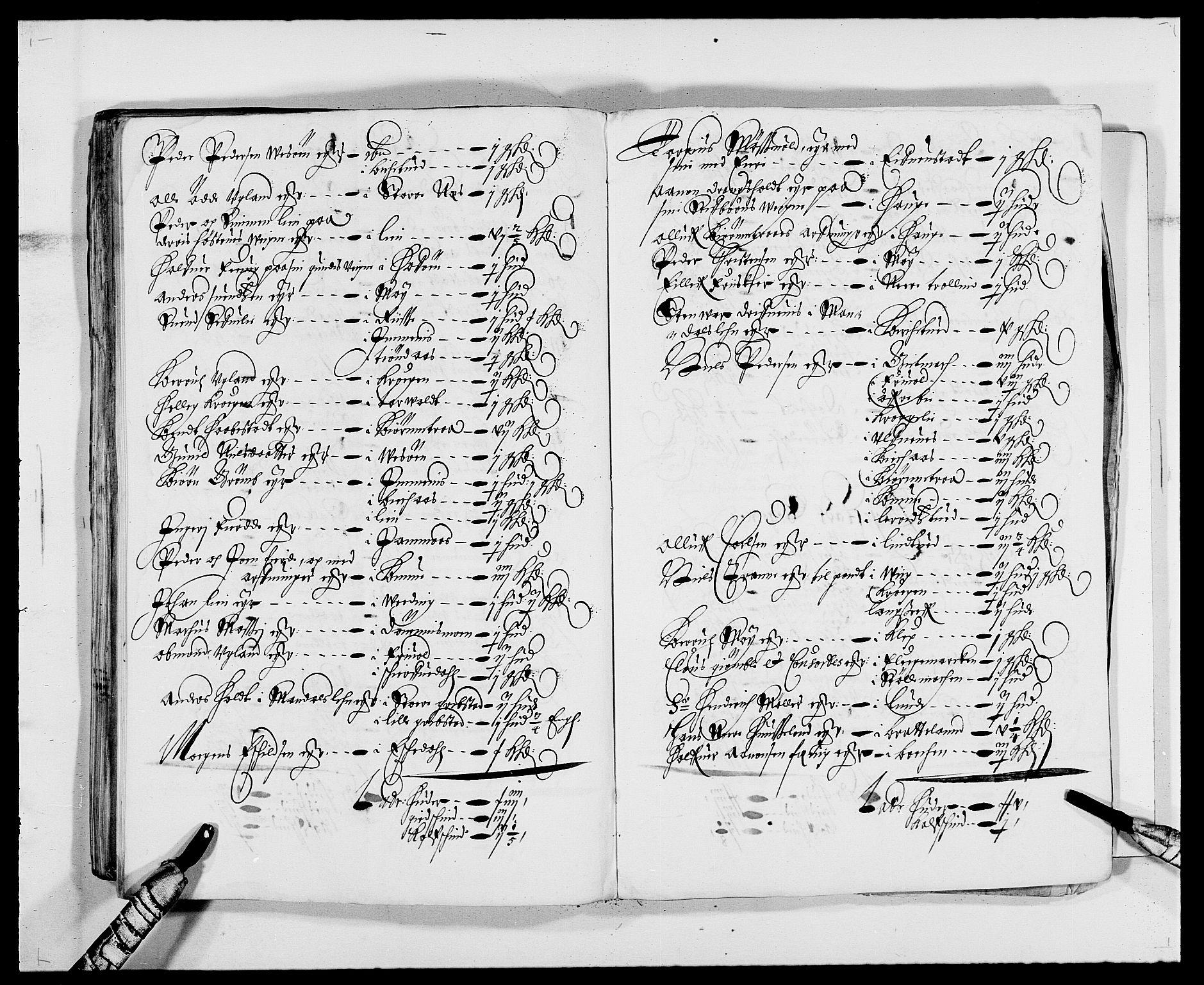 RA, Rentekammeret inntil 1814, Reviderte regnskaper, Fogderegnskap, R39/L2297: Fogderegnskap Nedenes, 1667-1669, s. 285