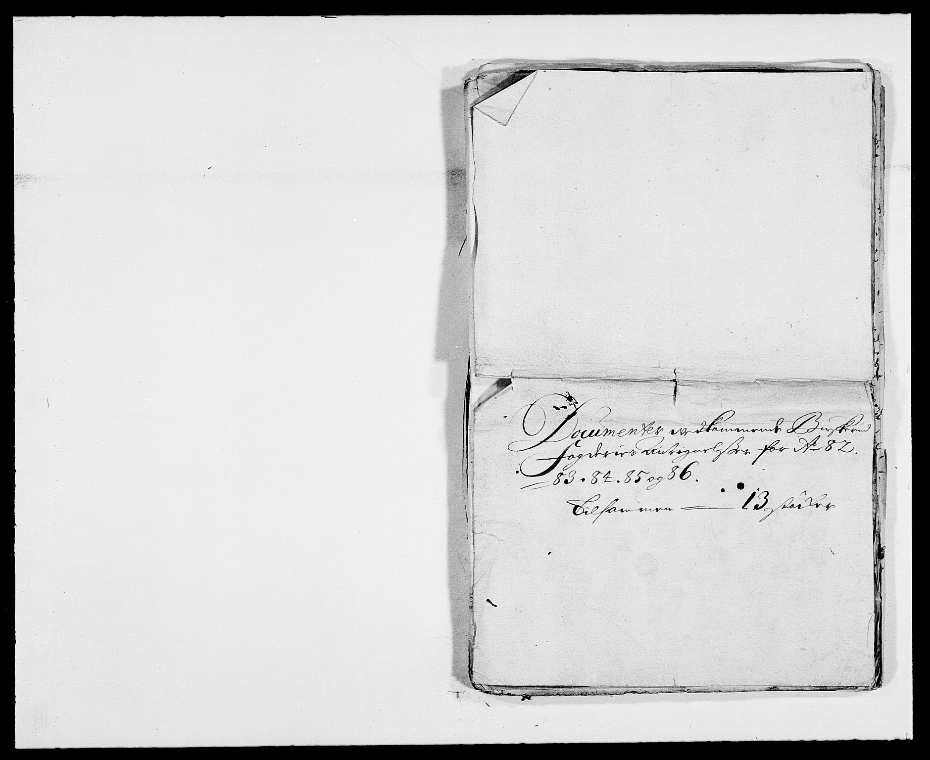 RA, Rentekammeret inntil 1814, Reviderte regnskaper, Fogderegnskap, R25/L1678: Fogderegnskap Buskerud, 1685-1686, s. 437