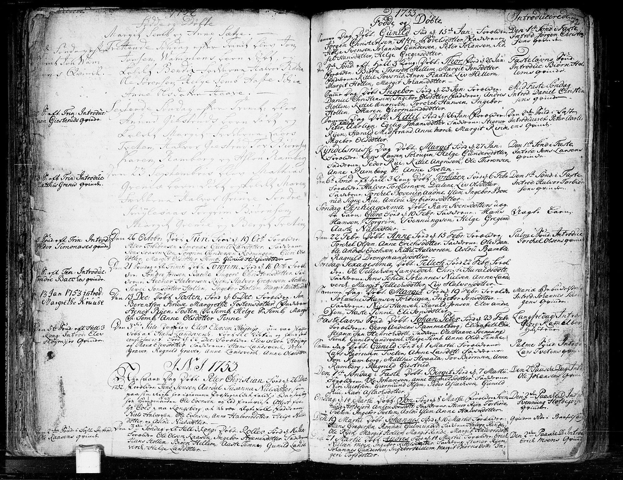 SAKO, Heddal kirkebøker, F/Fa/L0003: Ministerialbok nr. I 3, 1723-1783, s. 72