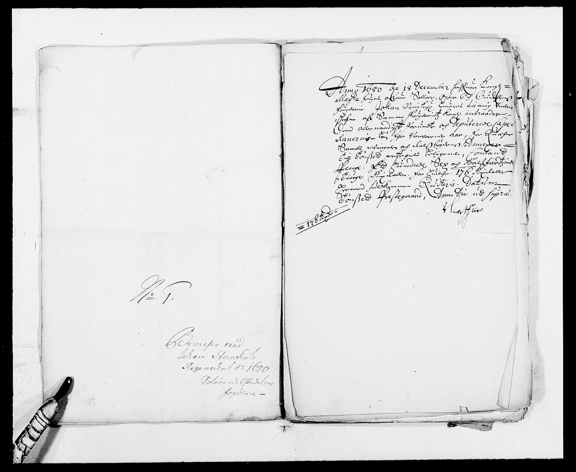 RA, Rentekammeret inntil 1814, Reviderte regnskaper, Fogderegnskap, R13/L0817: Fogderegnskap Solør, Odal og Østerdal, 1680, s. 324