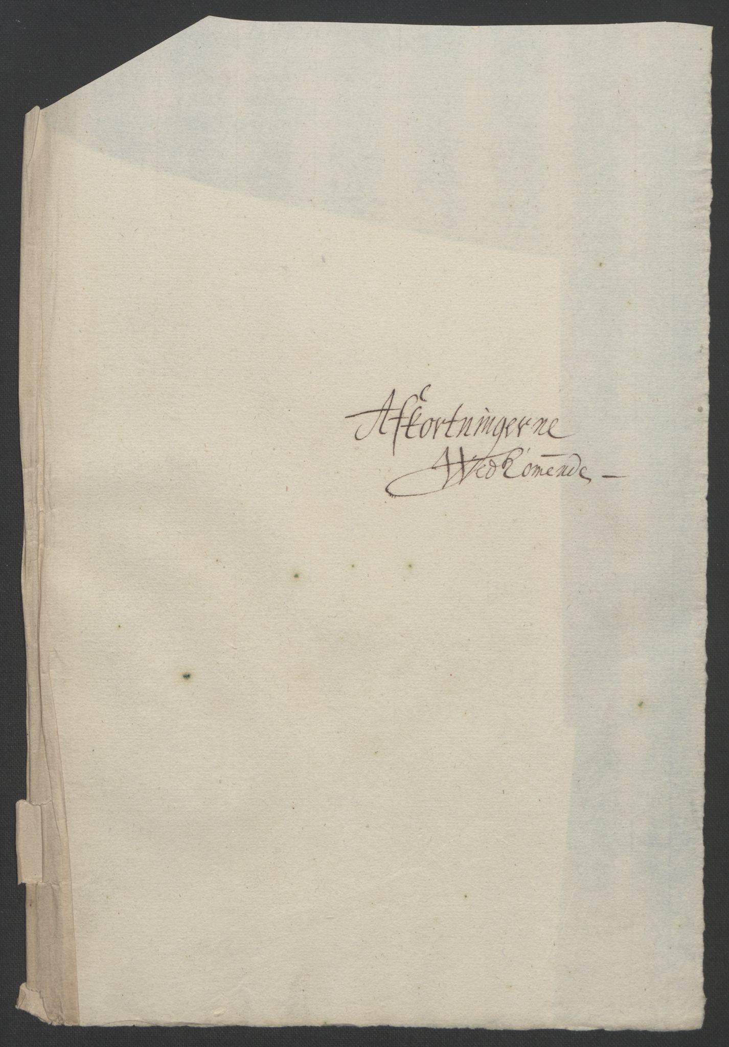 RA, Rentekammeret inntil 1814, Reviderte regnskaper, Fogderegnskap, R09/L0437: Fogderegnskap Follo, 1692-1693, s. 185