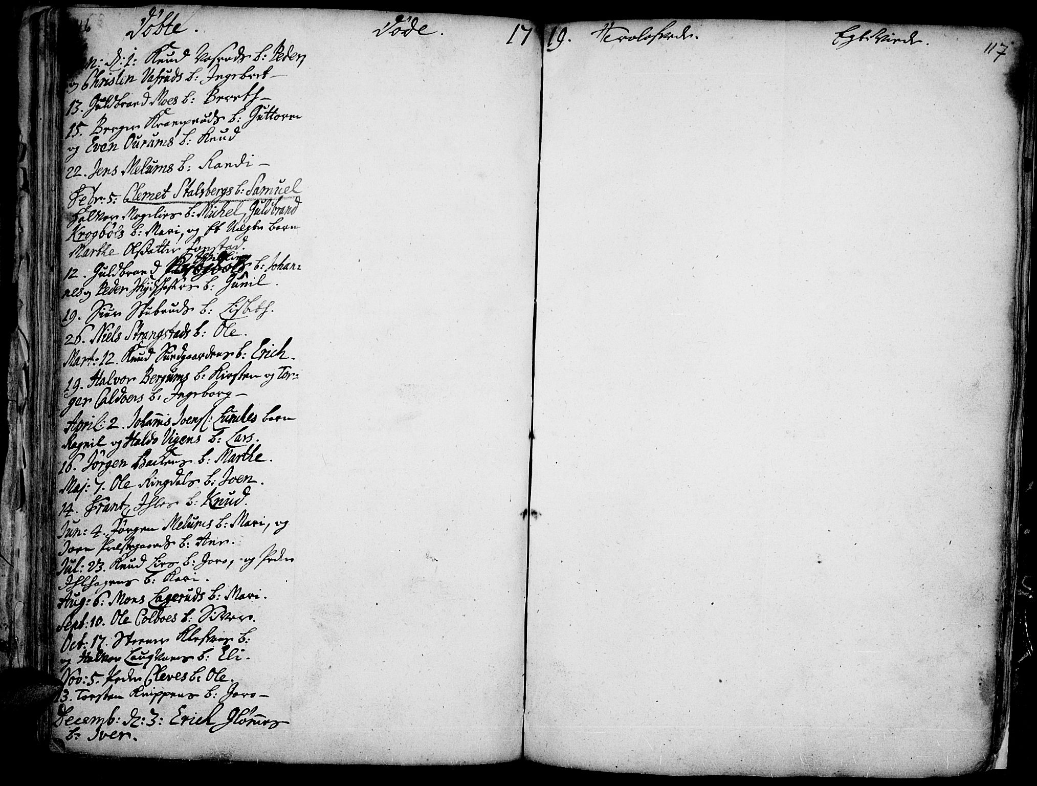 SAH, Øyer prestekontor, Ministerialbok nr. 1, 1671-1727, s. 116-117