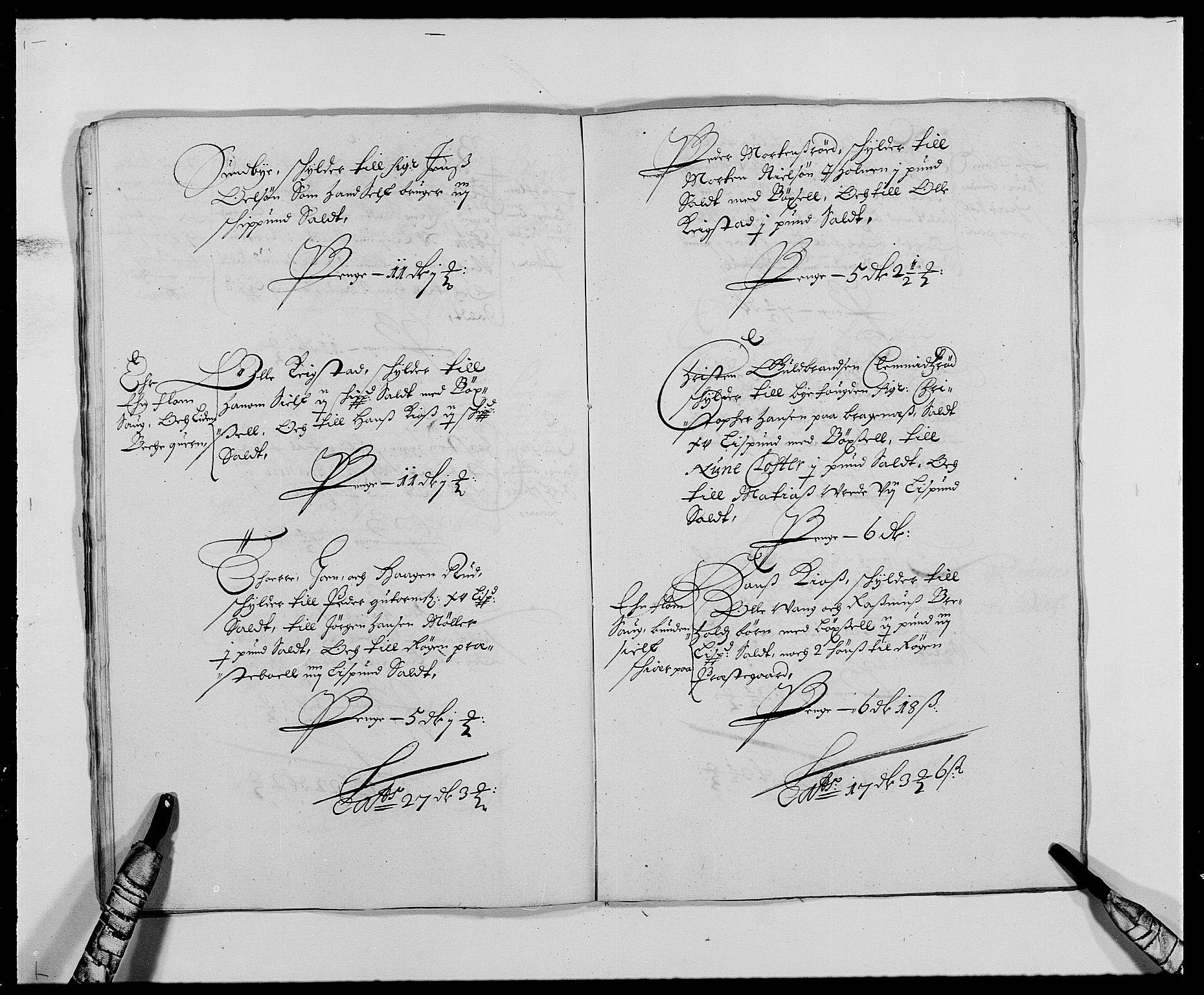 RA, Rentekammeret inntil 1814, Reviderte regnskaper, Fogderegnskap, R29/L1691: Fogderegnskap Hurum og Røyken, 1678-1681, s. 159