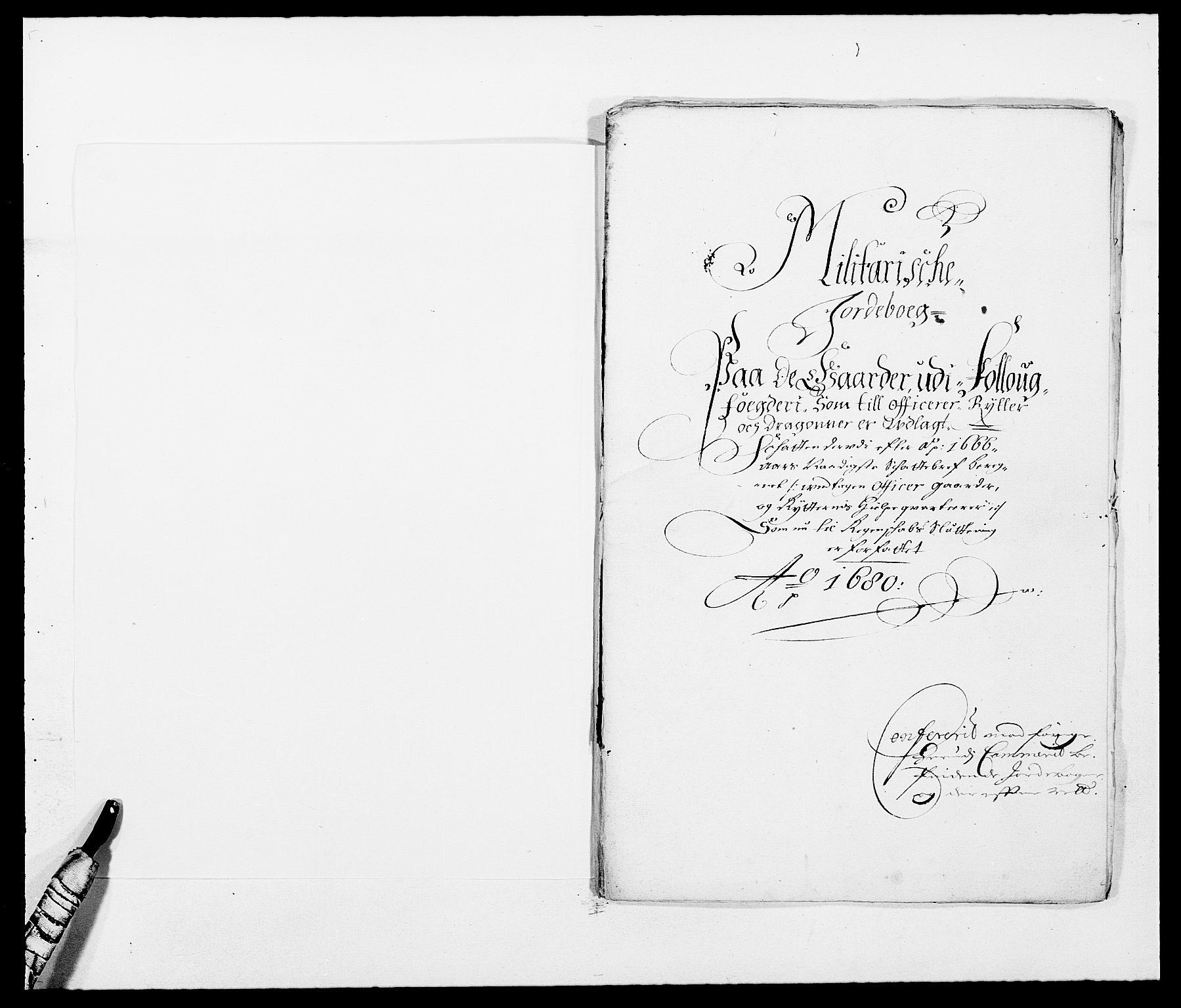 RA, Rentekammeret inntil 1814, Reviderte regnskaper, Fogderegnskap, R09/L0432: Fogderegnskap Follo, 1680-1684, s. 4