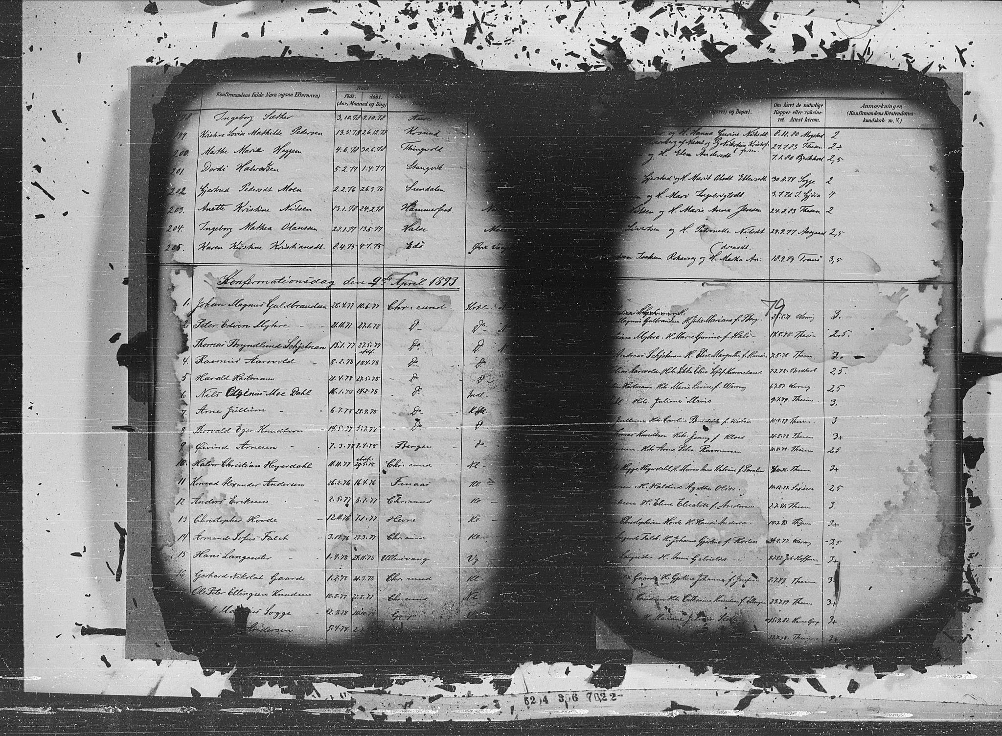 SAT, Ministerialprotokoller, klokkerbøker og fødselsregistre - Møre og Romsdal, 572/L0852: Ministerialbok nr. 572A15, 1880-1900, s. 79