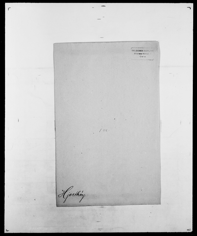 SAO, Delgobe, Charles Antoine - samling, D/Da/L0017: Helander - Hjørne, s. 645