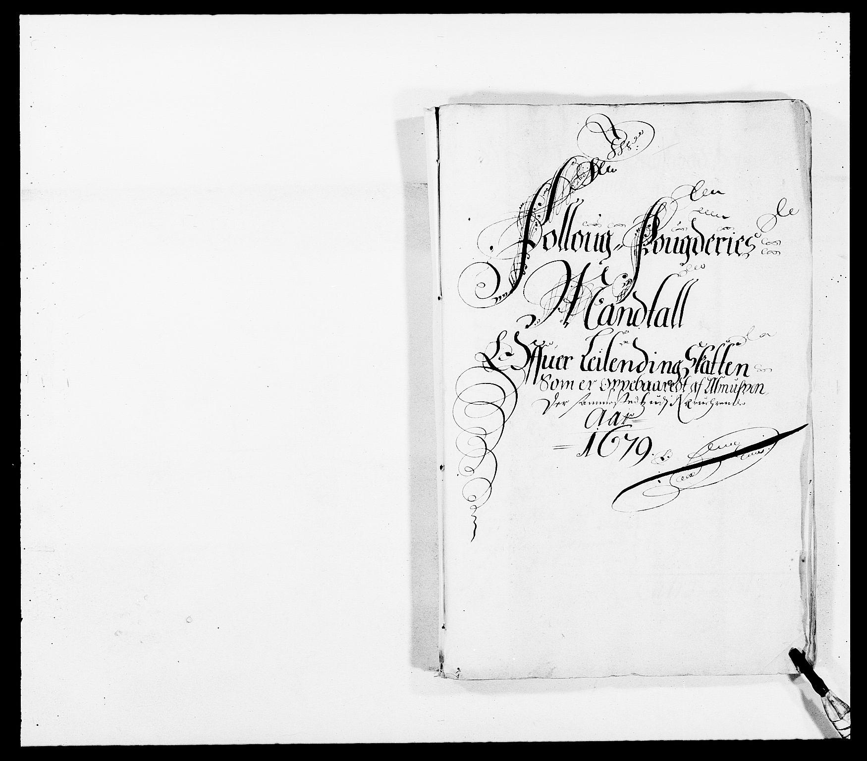 RA, Rentekammeret inntil 1814, Reviderte regnskaper, Fogderegnskap, R09/L0428: Fogderegnskap Follo, 1679, s. 36