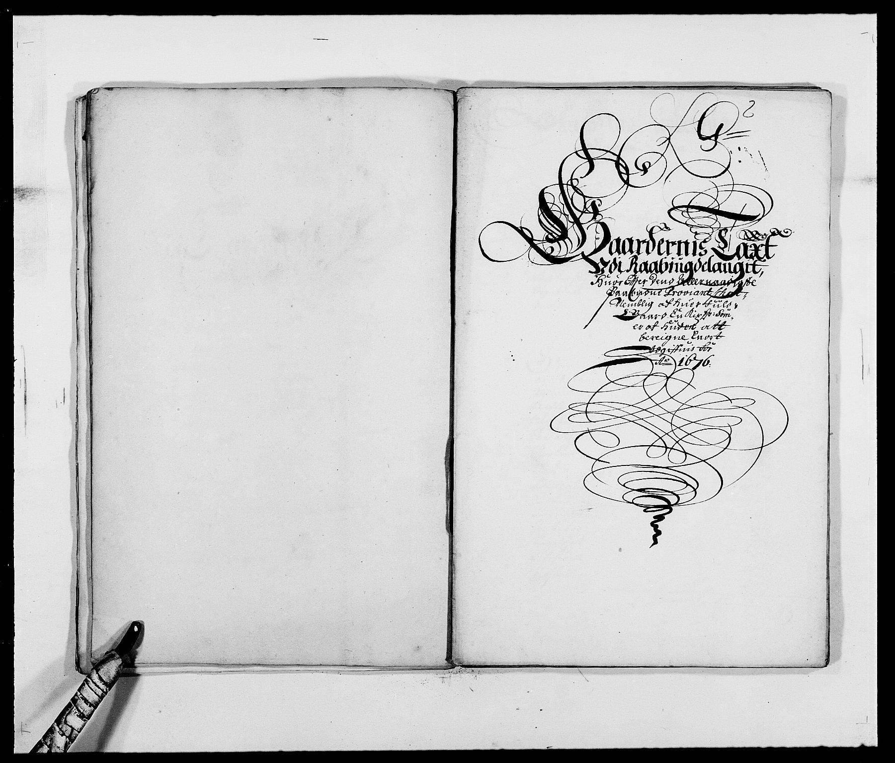 RA, Rentekammeret inntil 1814, Reviderte regnskaper, Fogderegnskap, R40/L2434: Fogderegnskap Råbyggelag, 1675-1676, s. 334