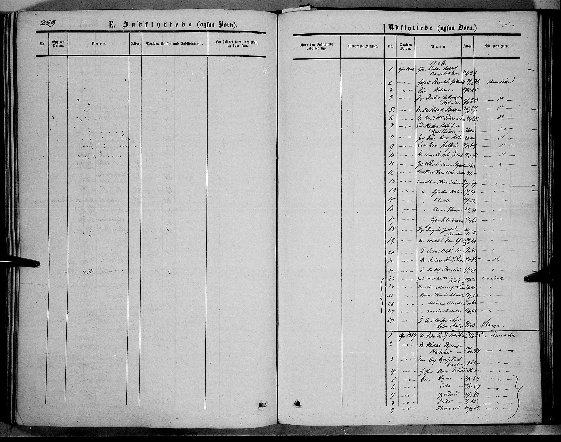 SAH, Sør-Aurdal prestekontor, Ministerialbok nr. 5, 1849-1876, s. 259