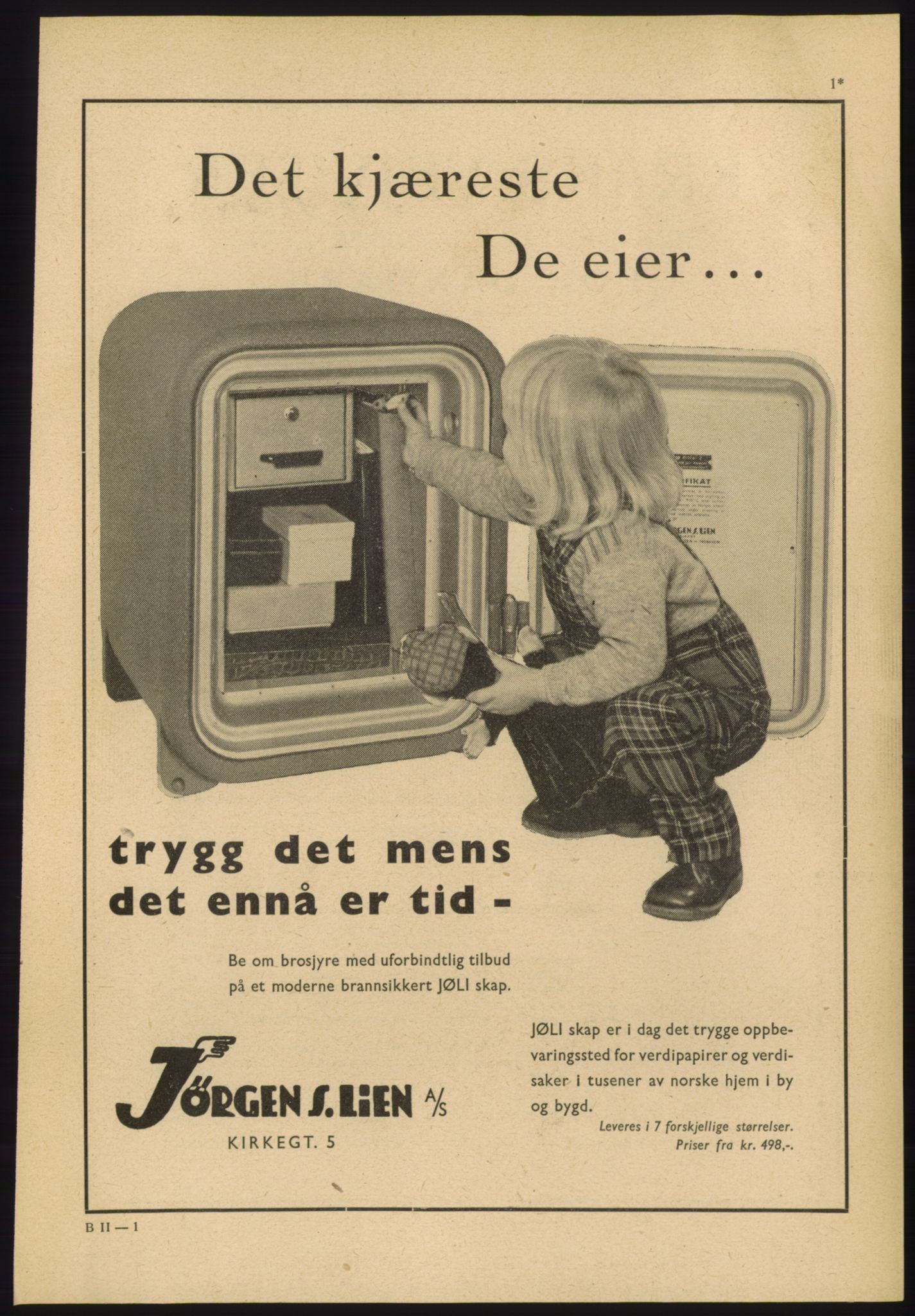 PUBL, Kristiania/Oslo adressebok, 1960-1961, s. 1
