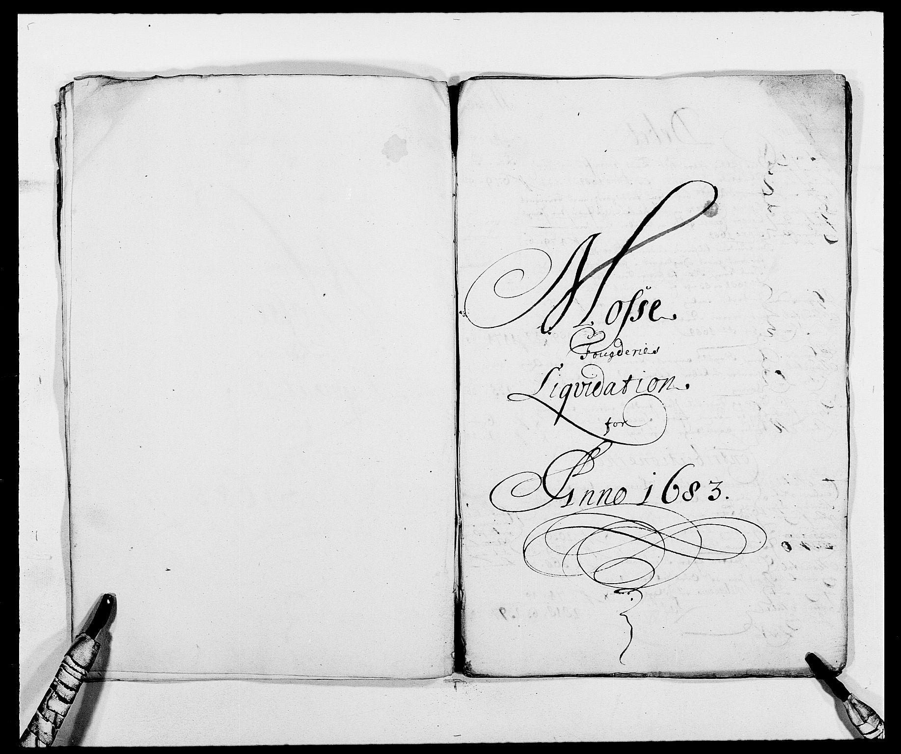 RA, Rentekammeret inntil 1814, Reviderte regnskaper, Fogderegnskap, R02/L0104: Fogderegnskap Moss og Verne kloster, 1682-1684, s. 9
