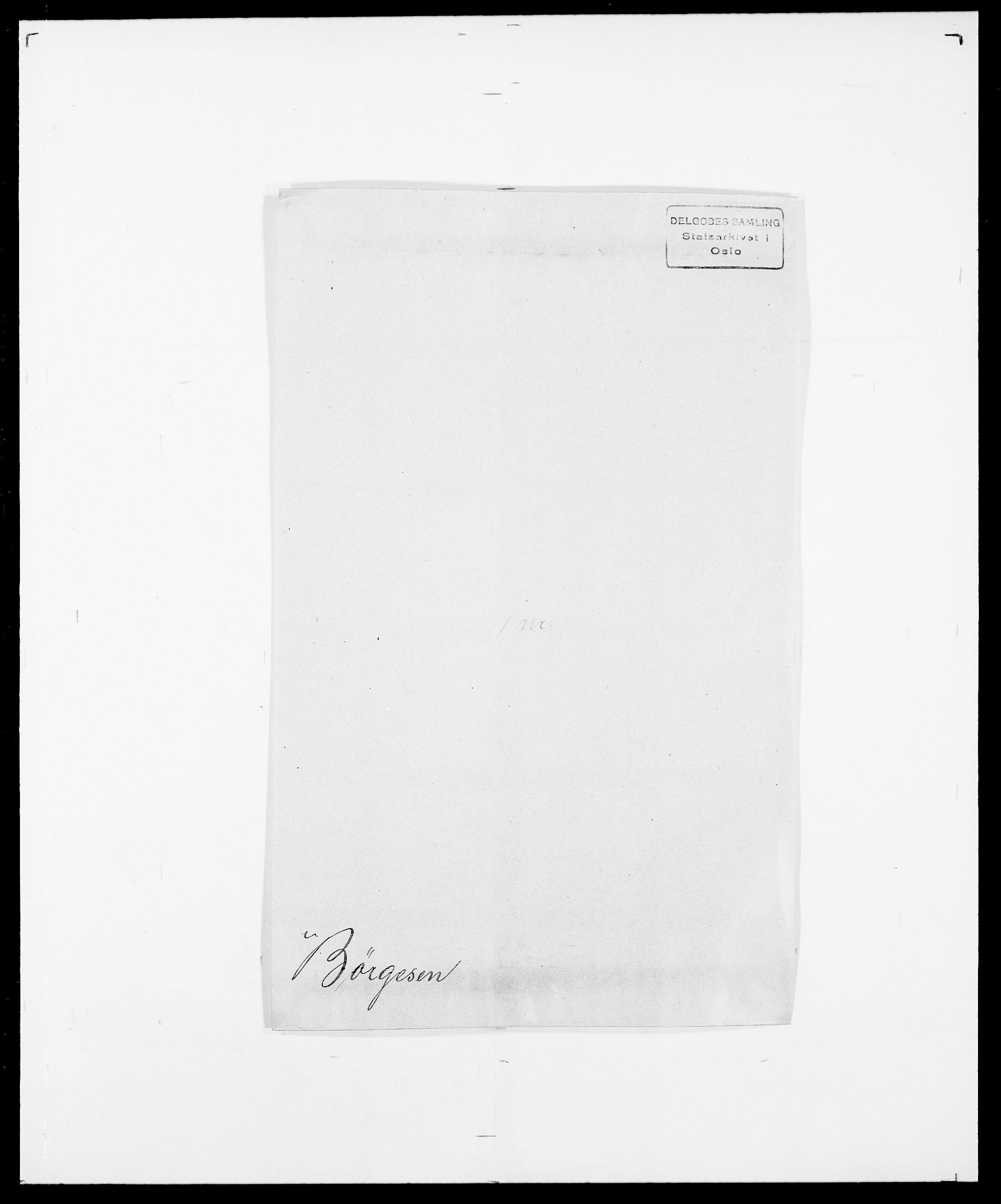 SAO, Delgobe, Charles Antoine - samling, D/Da/L0007: Buaas - Caphengst, s. 762