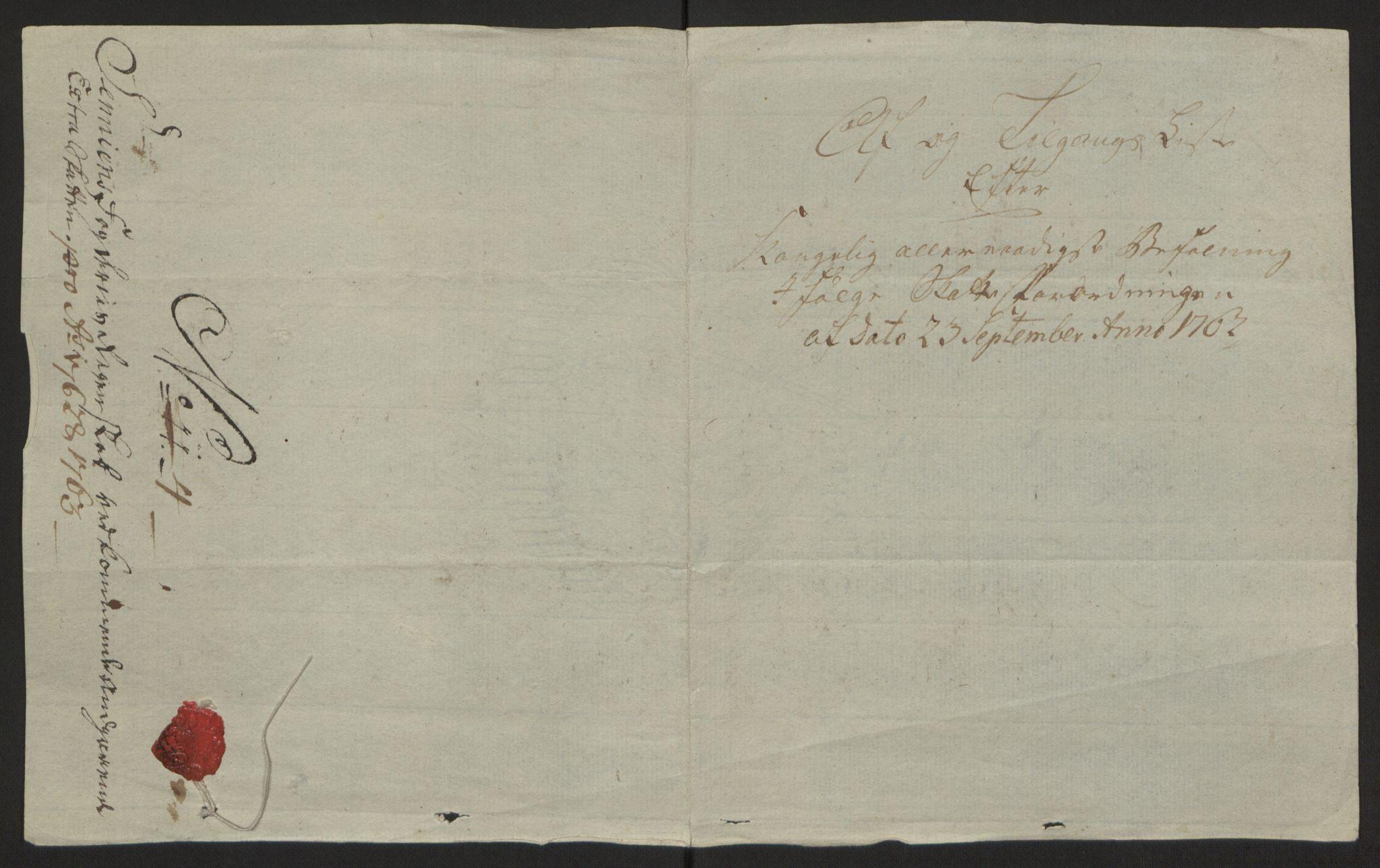 RA, Rentekammeret inntil 1814, Reviderte regnskaper, Fogderegnskap, R68/L4845: Ekstraskatten Senja og Troms, 1762-1765, s. 192