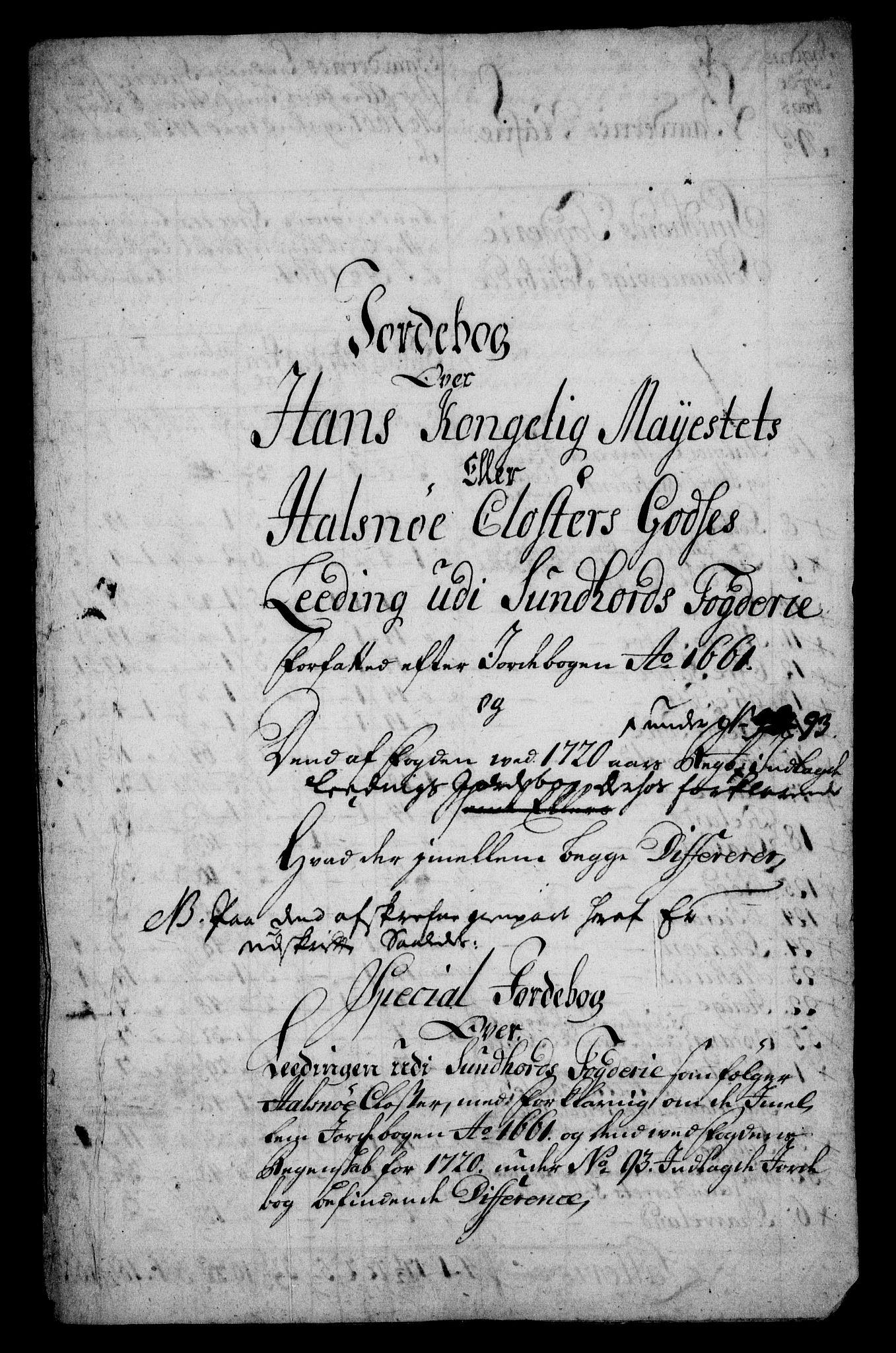 RA, Rentekammeret inntil 1814, Realistisk ordnet avdeling, On/L0005: [Jj 6]: Forskjellige dokumenter om Halsnøy klosters gods, 1697-1770, s. 314
