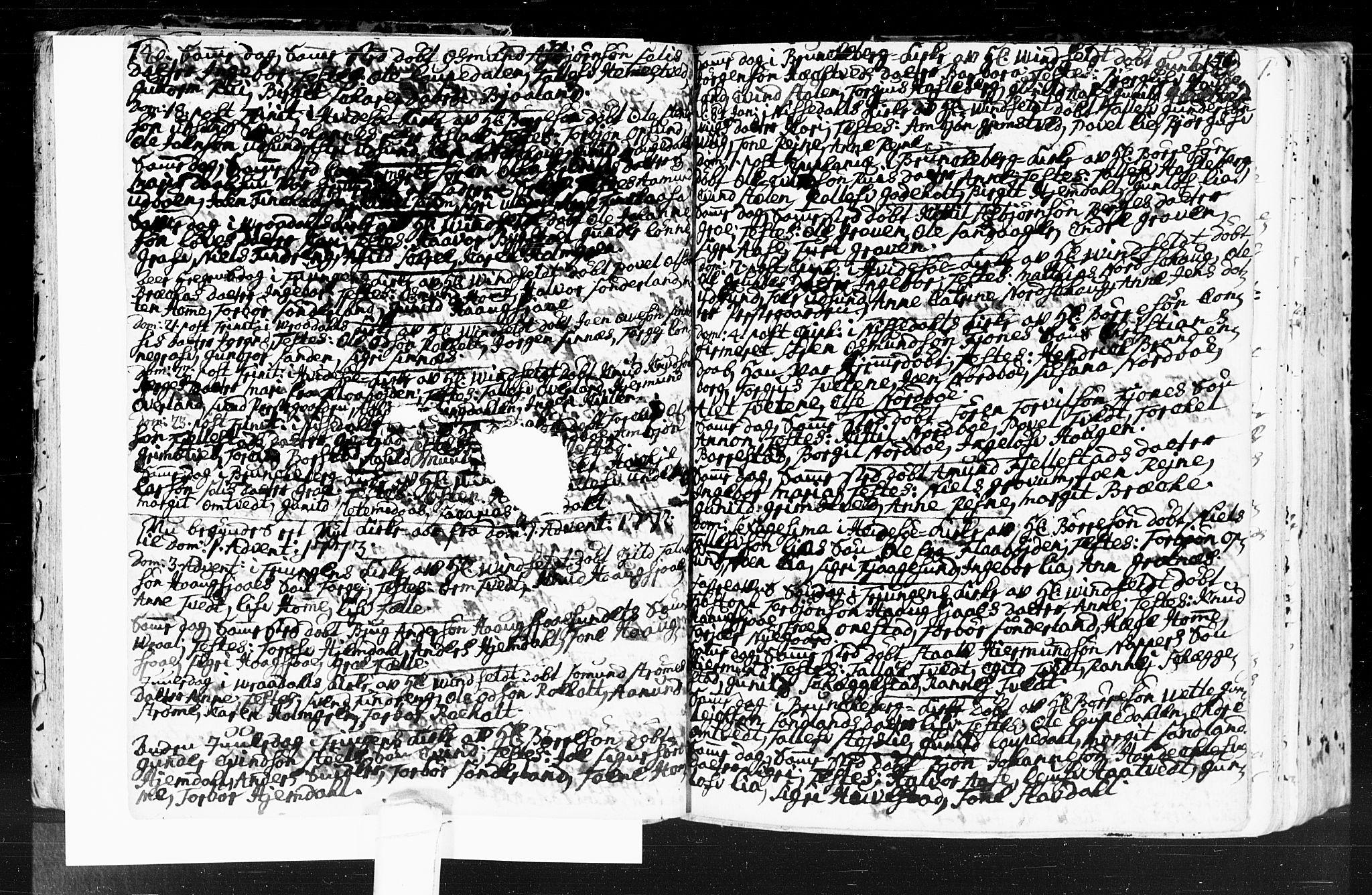 SAKO, Kviteseid kirkebøker, F/Fa/L0001: Ministerialbok nr. I 1, 1754-1773, s. 140-141