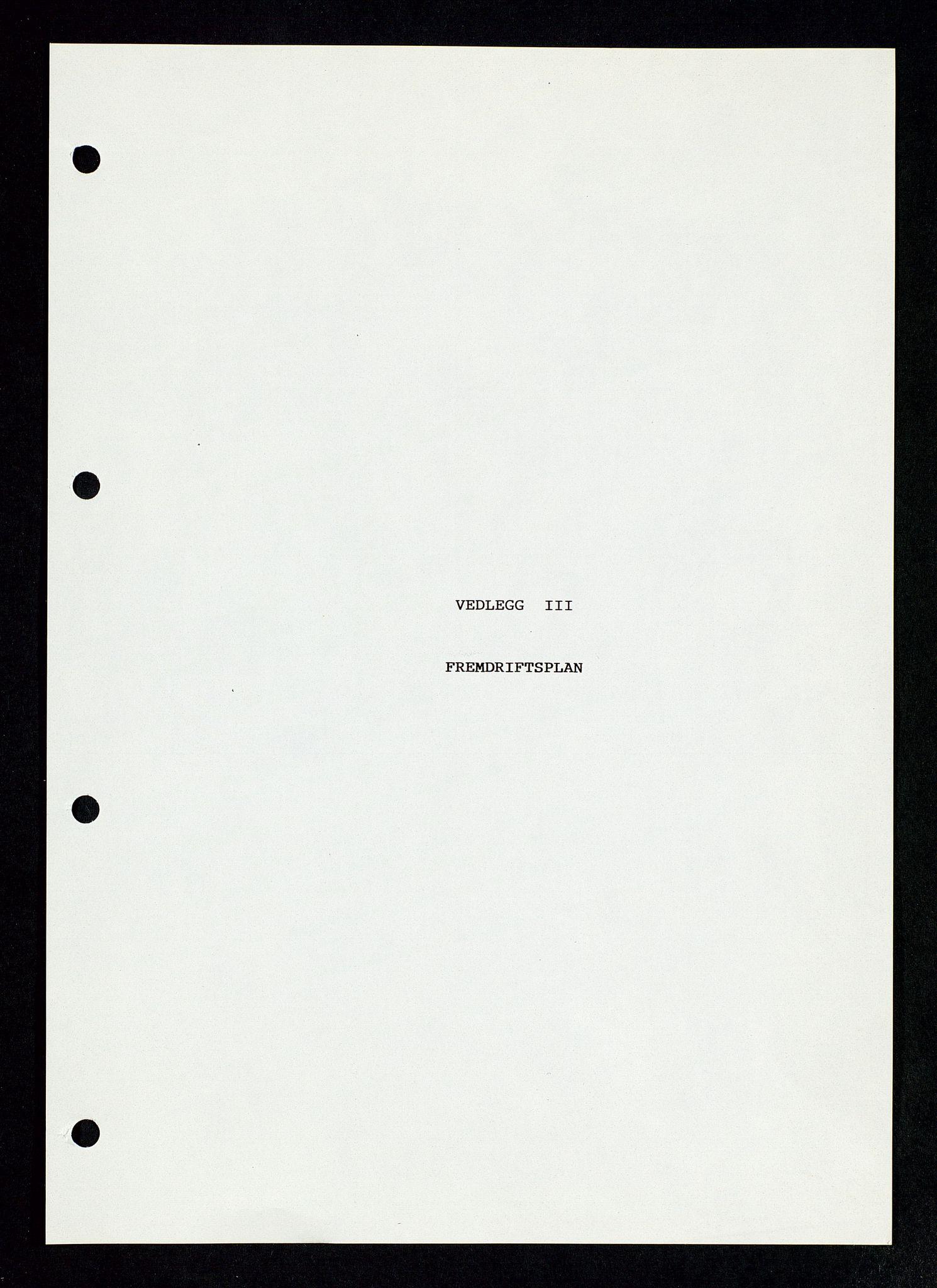 SAST, Pa 1339 - Statoil ASA, D/Dm/L0123: Rapporter, 1985-1988, s. 91