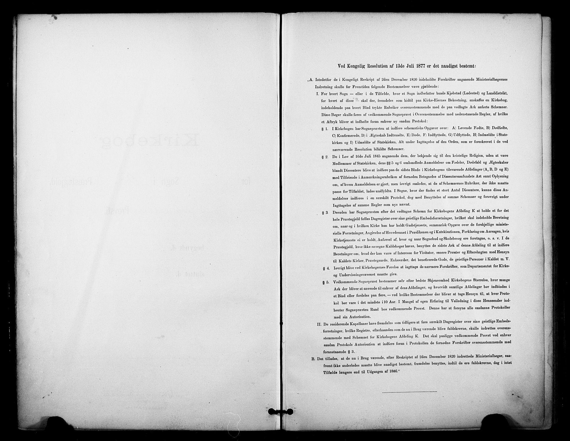 SAKO, Bø kirkebøker, F/Fa/L0011: Ministerialbok nr. 11, 1892-1900