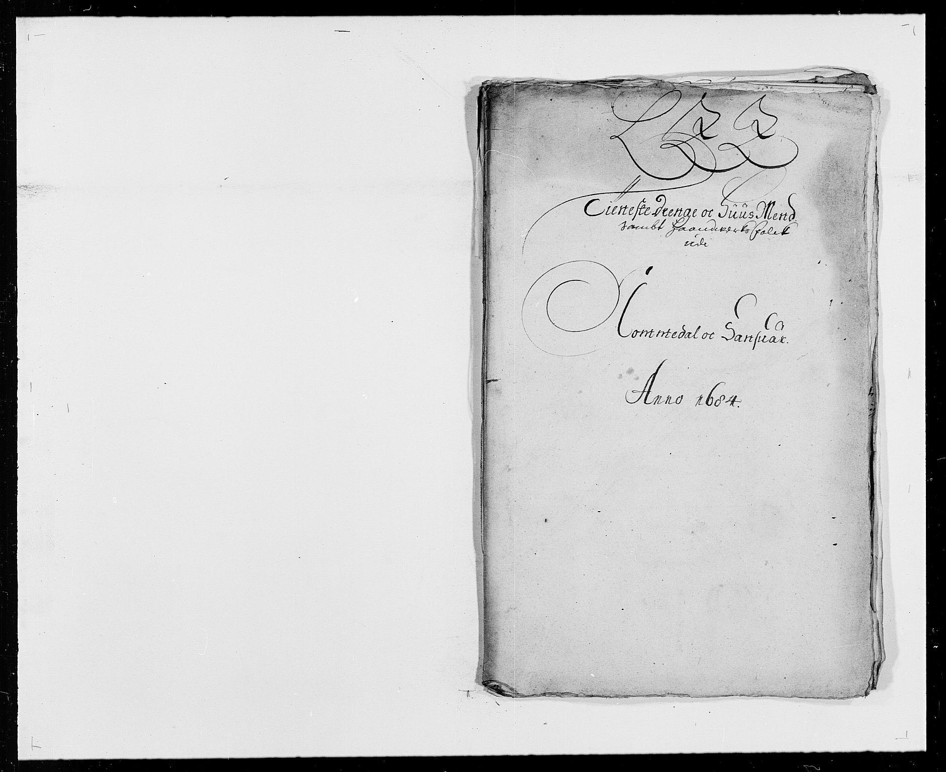 RA, Rentekammeret inntil 1814, Reviderte regnskaper, Fogderegnskap, R24/L1571: Fogderegnskap Numedal og Sandsvær, 1679-1686, s. 209