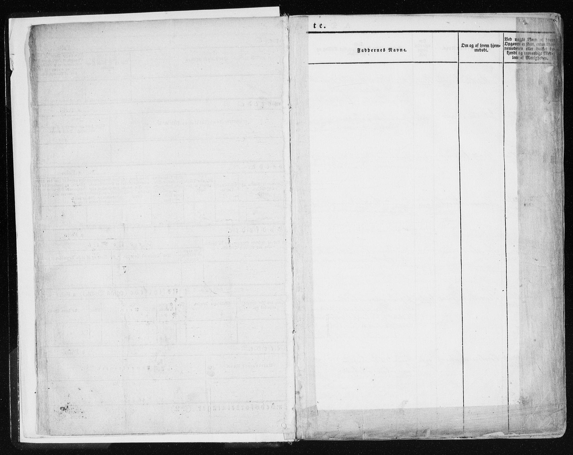 SAT, Ministerialprotokoller, klokkerbøker og fødselsregistre - Nord-Trøndelag, 741/L0393: Ministerialbok nr. 741A07, 1849-1863, s. 1