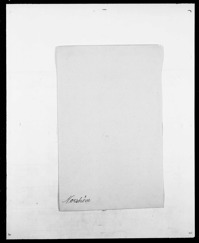 SAO, Delgobe, Charles Antoine - samling, D/Da/L0028: Naaden - Nøvik, s. 501