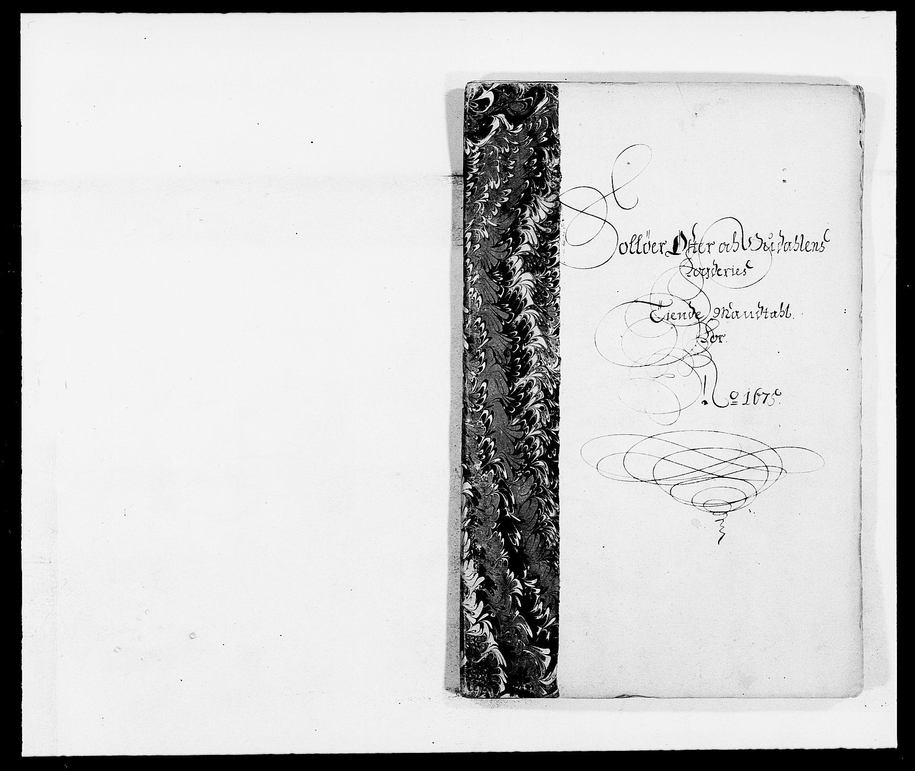 RA, Rentekammeret inntil 1814, Reviderte regnskaper, Fogderegnskap, R13/L0809: Fogderegnskap Solør, Odal og Østerdal, 1675, s. 347