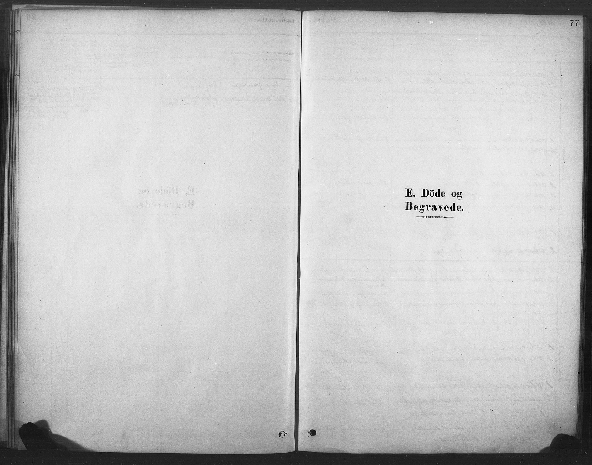 SAT, Ministerialprotokoller, klokkerbøker og fødselsregistre - Nord-Trøndelag, 719/L0178: Ministerialbok nr. 719A01, 1878-1900, s. 77