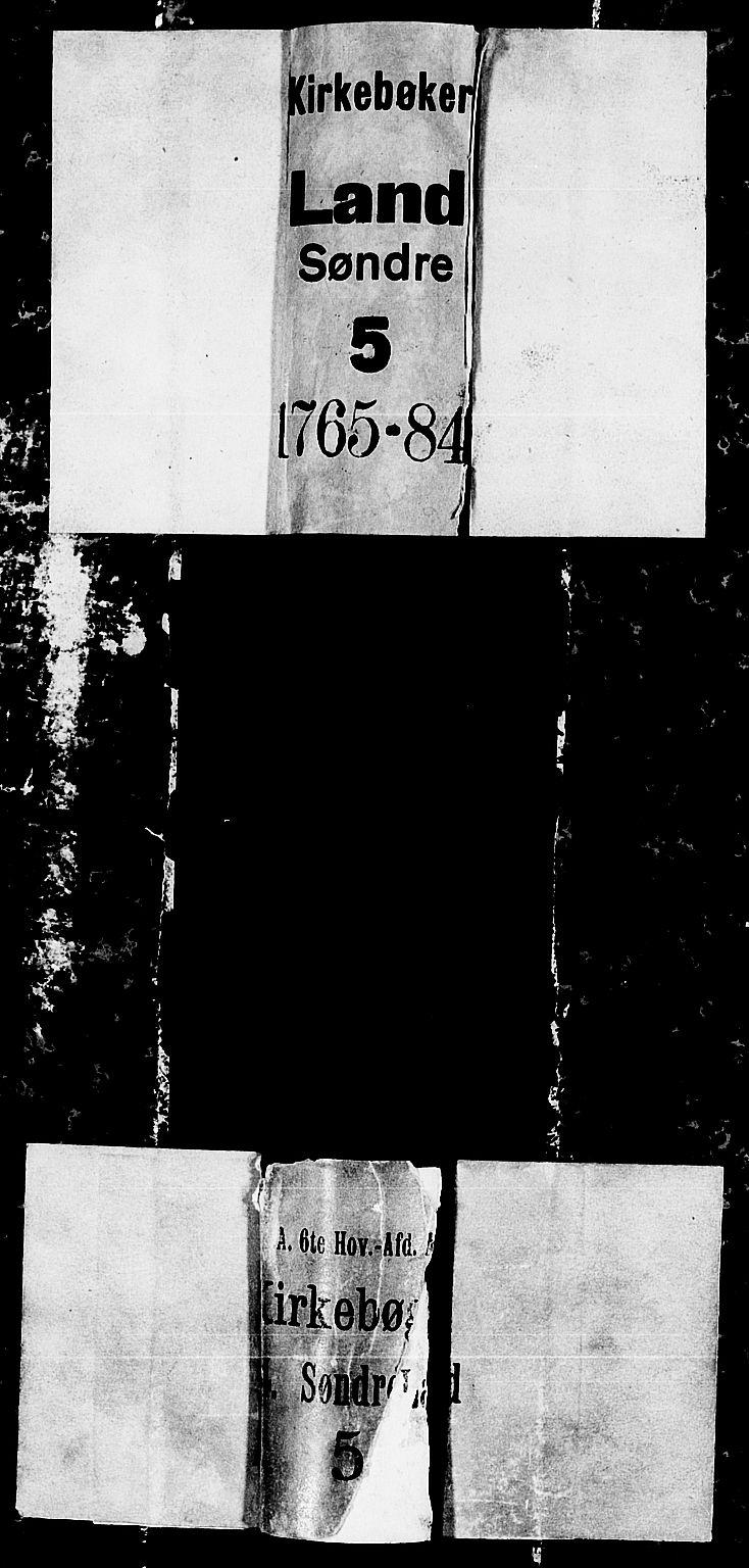 SAH, Land prestekontor, Ministerialbok nr. 5, 1765-1784