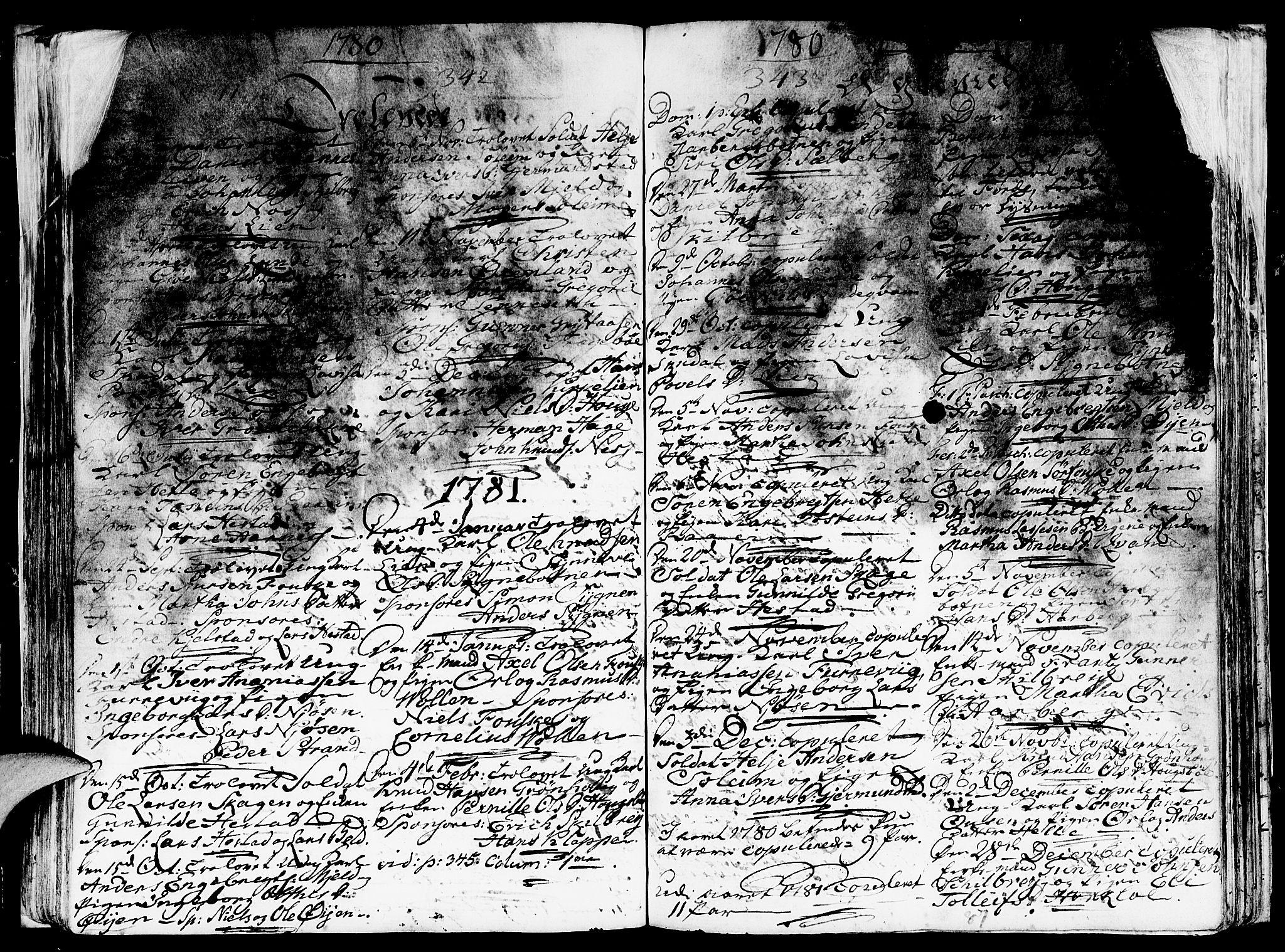 SAB, Gaular sokneprestembete, H/Haa: Ministerialbok nr. A 1, 1755-1785, s. 87