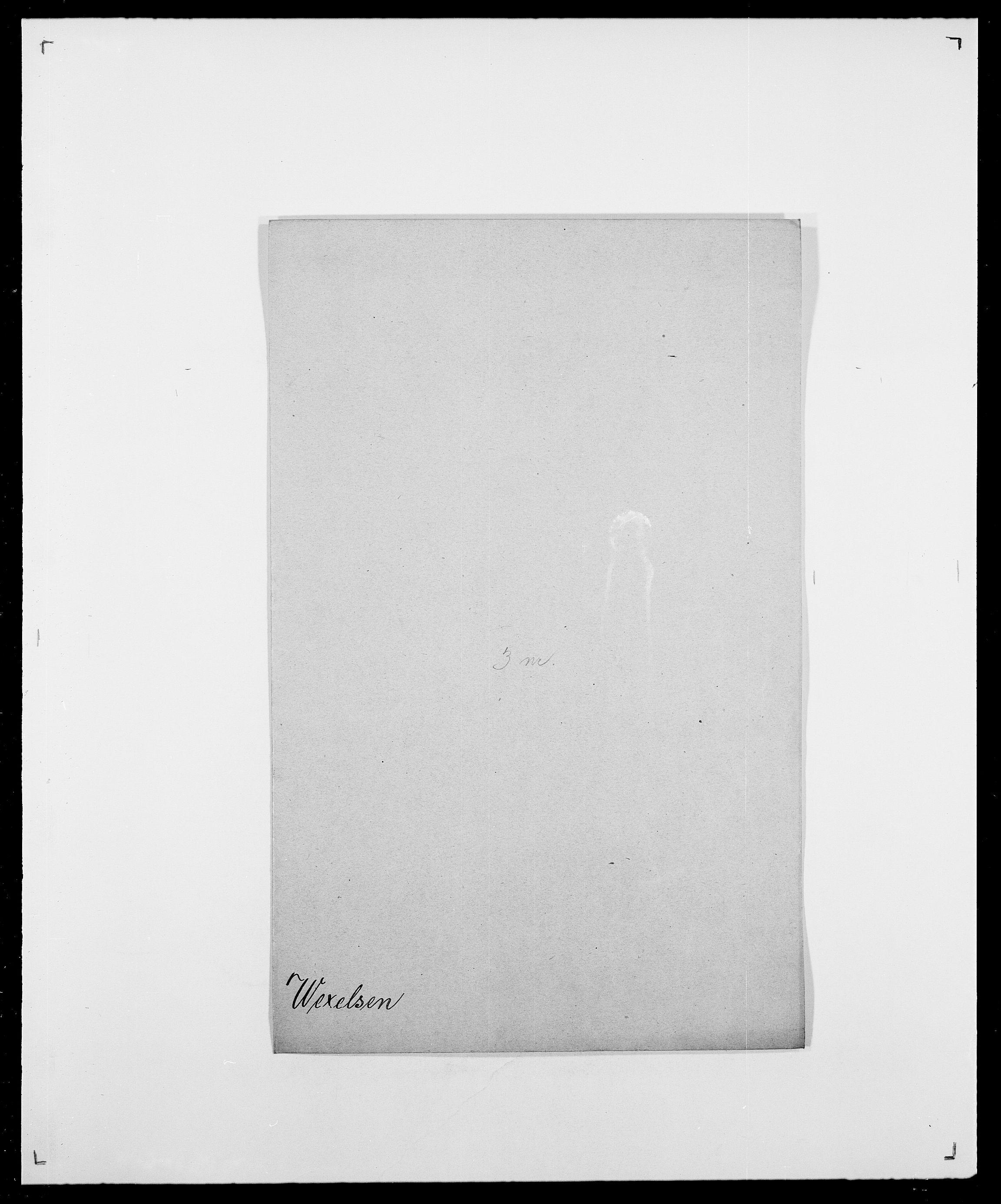SAO, Delgobe, Charles Antoine - samling, D/Da/L0041: Vemmestad - Viker, s. 351