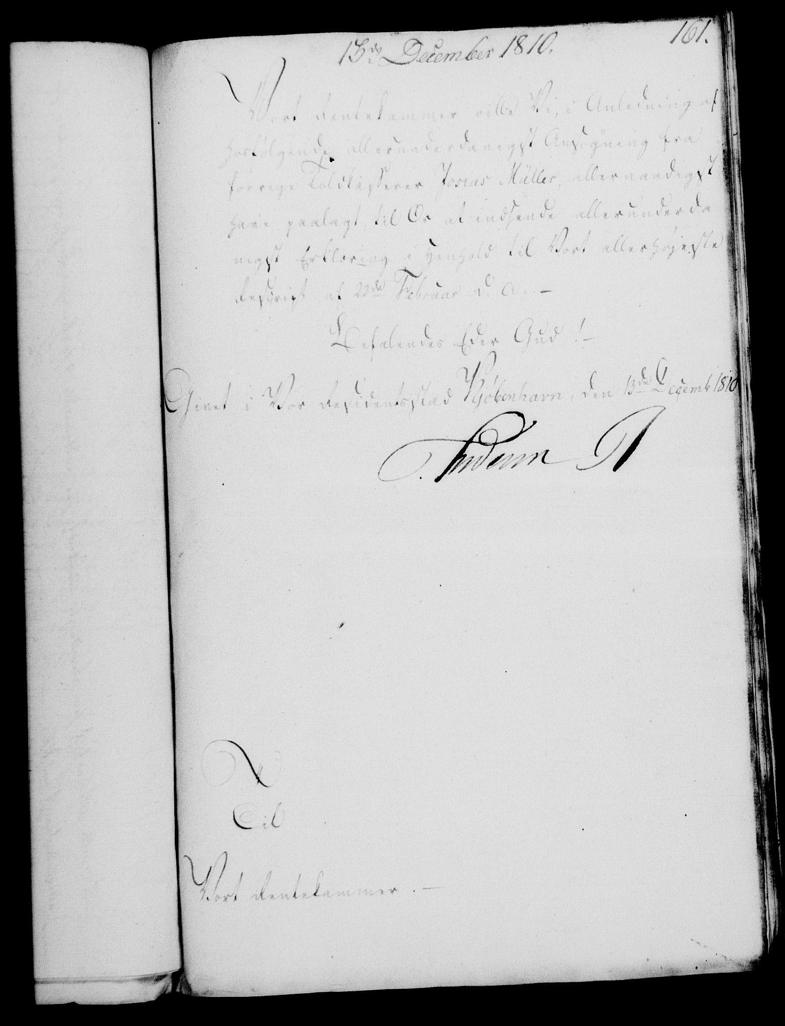 RA, Rentekammeret, Kammerkanselliet, G/Gf/Gfa/L0092: Norsk relasjons- og resolusjonsprotokoll (merket RK 52.92), 1810, s. 602