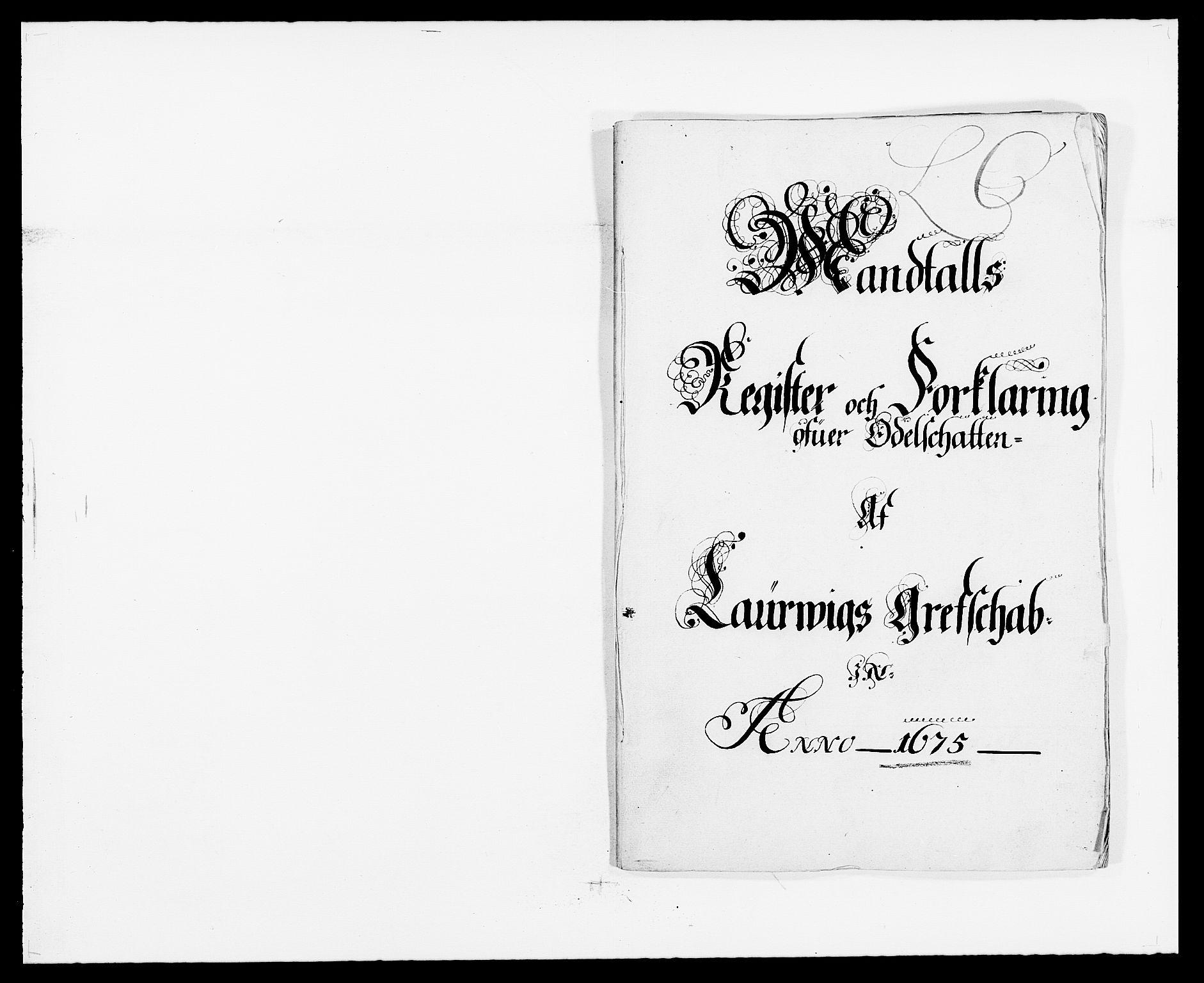 RA, Rentekammeret inntil 1814, Reviderte regnskaper, Fogderegnskap, R33/L1967: Fogderegnskap Larvik grevskap, 1675-1687, s. 138