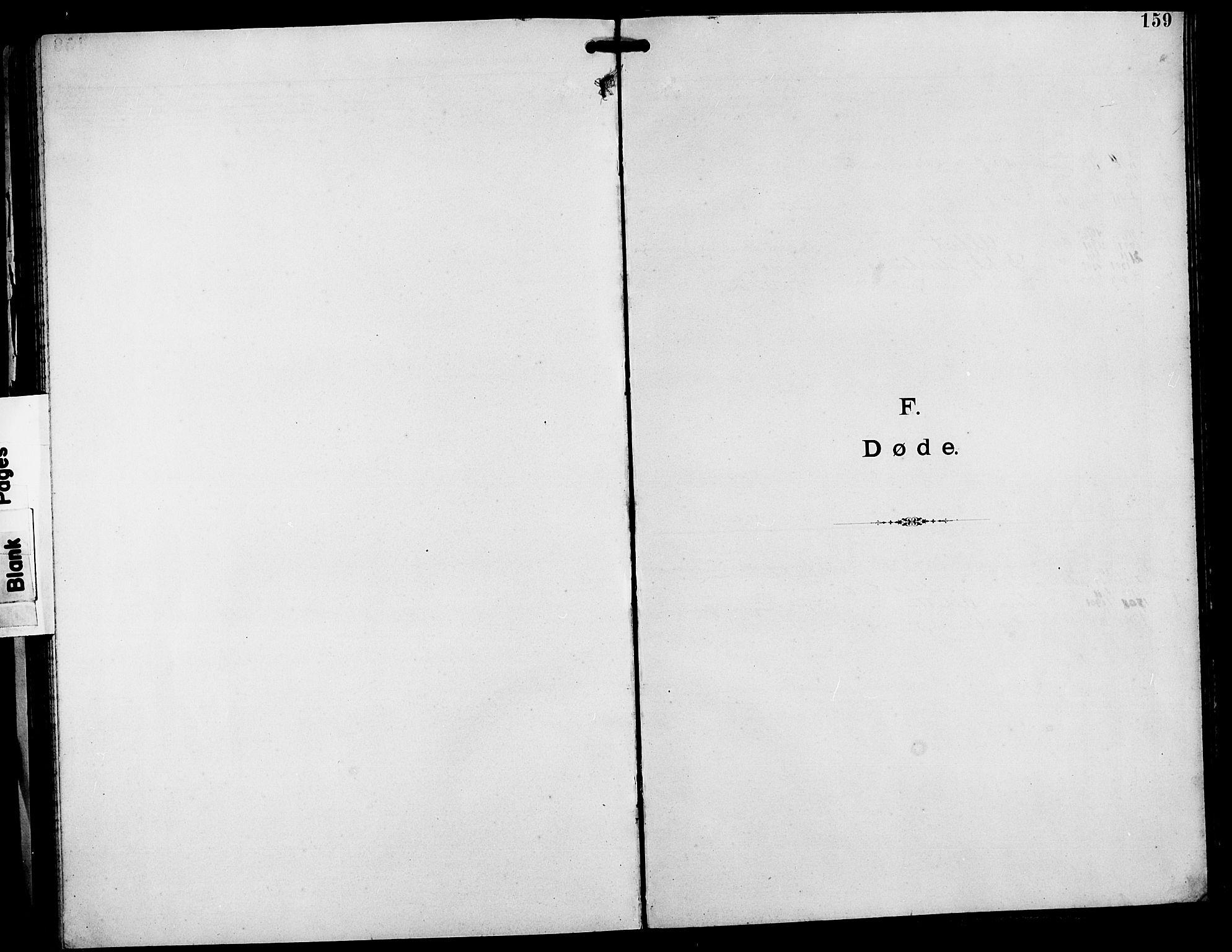 SAST, Stavanger amt*, Dissenterprotokoll nr. -, 1892-1902, s. 159