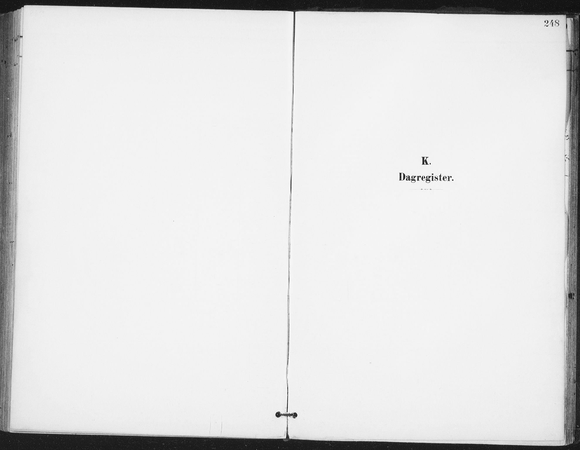 SAO, Ås prestekontor Kirkebøker, F/Fa/L0010: Ministerialbok nr. I 10, 1900-1918, s. 248