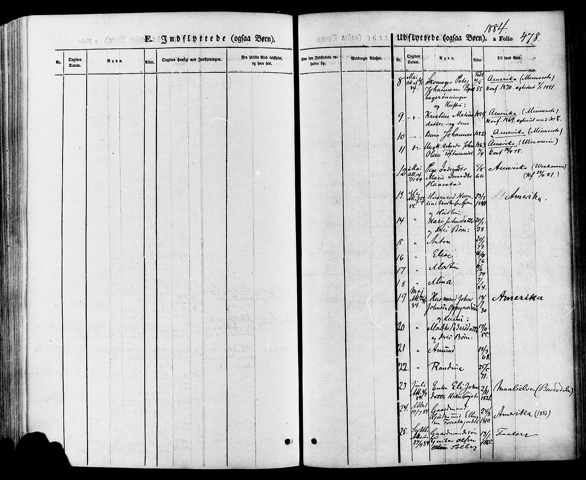 SAH, Gausdal prestekontor, Ministerialbok nr. 10, 1867-1886, s. 478