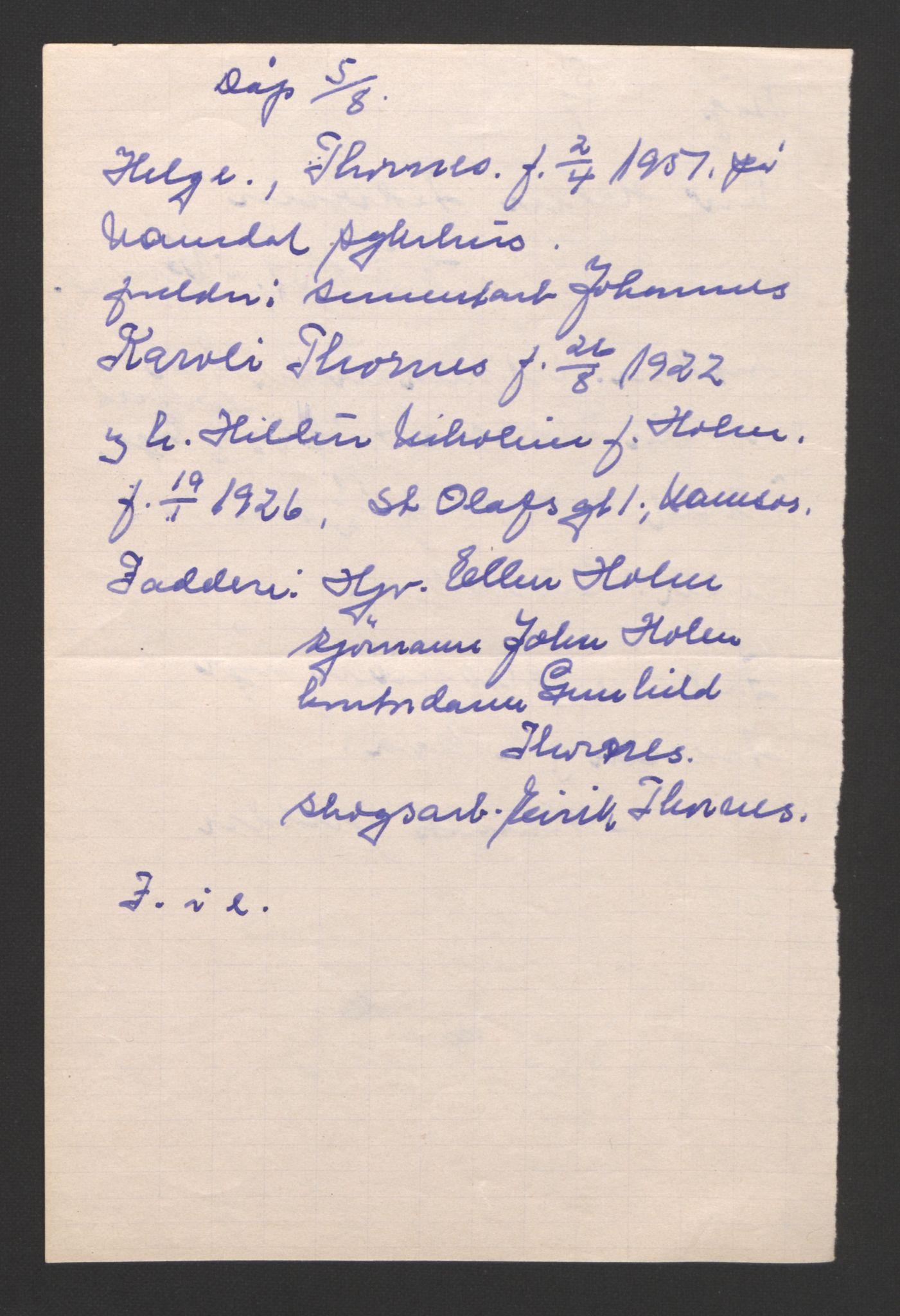 SAT, Ministerialprotokoller, klokkerbøker og fødselsregistre - Nord-Trøndelag, 768/L0583: Klokkerbok nr. 768C01, 1928-1953